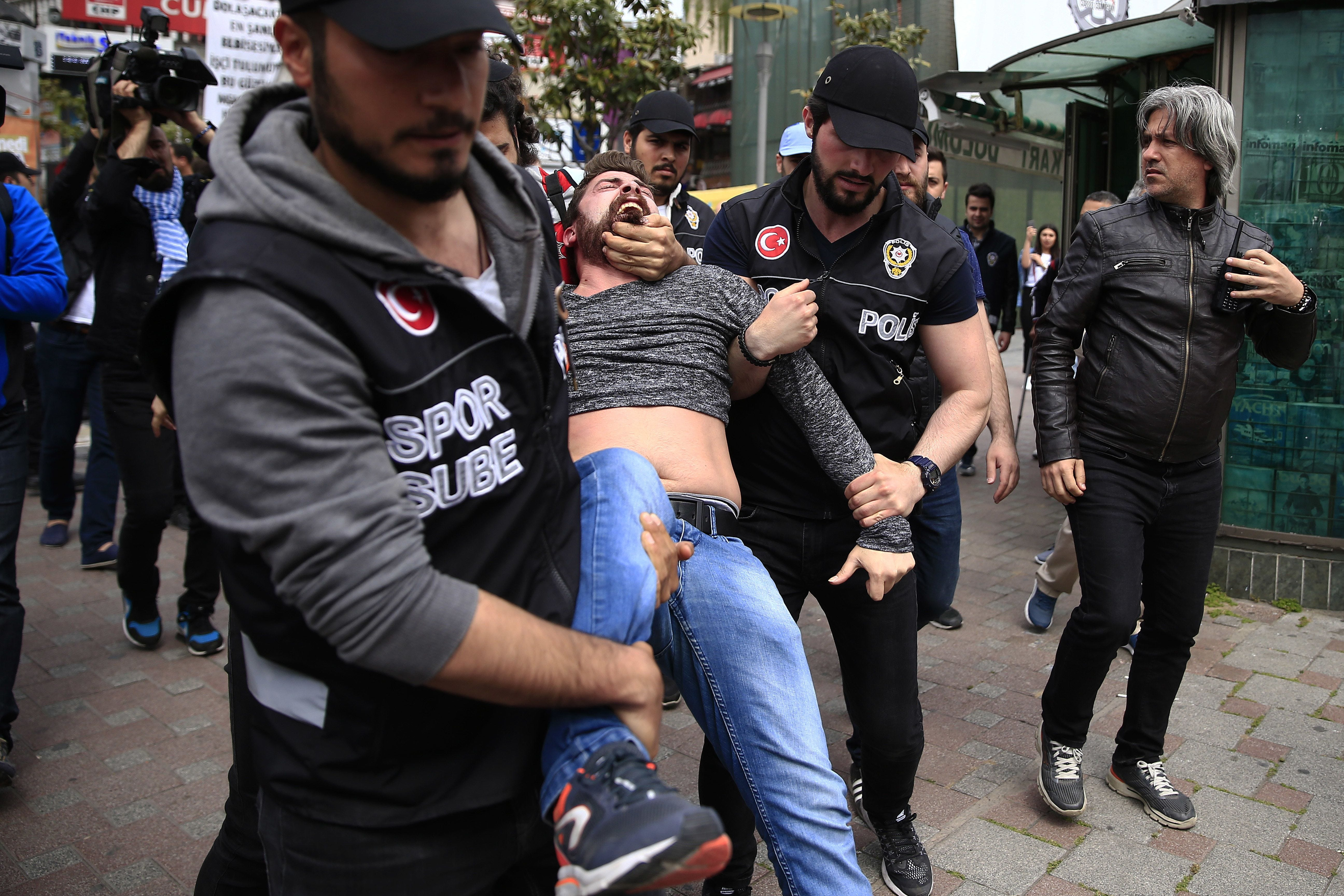 Turkey under Erdogan: Our academic colleague is on trial for signing a petition