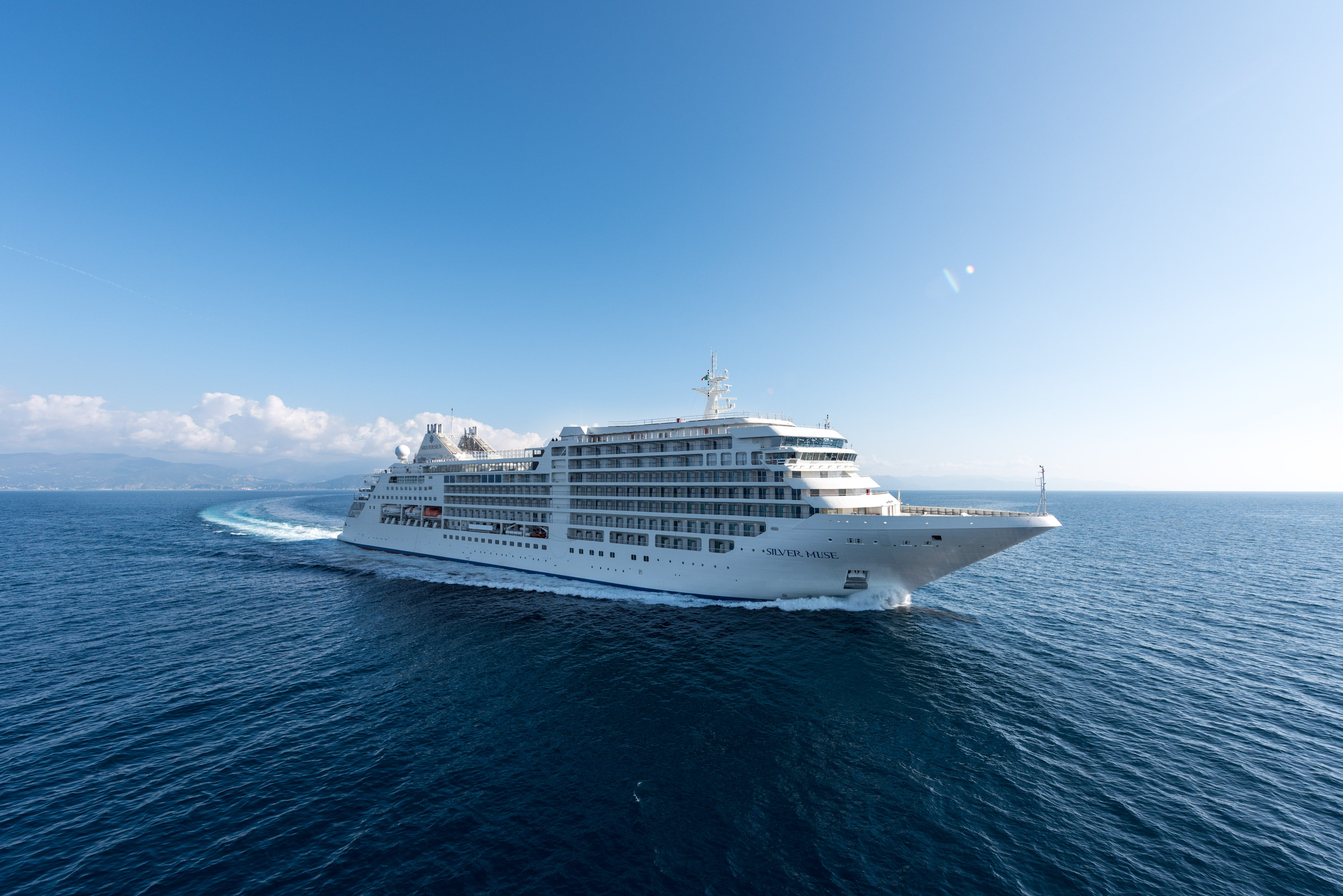Silversea Cruises eyes expansion with order of three new ships