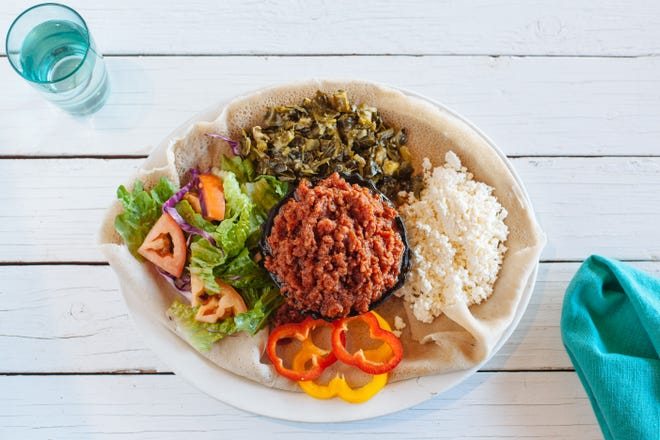 Hot food selections from Cafe Lalibela are now in Valley Whole Foods Market locations.