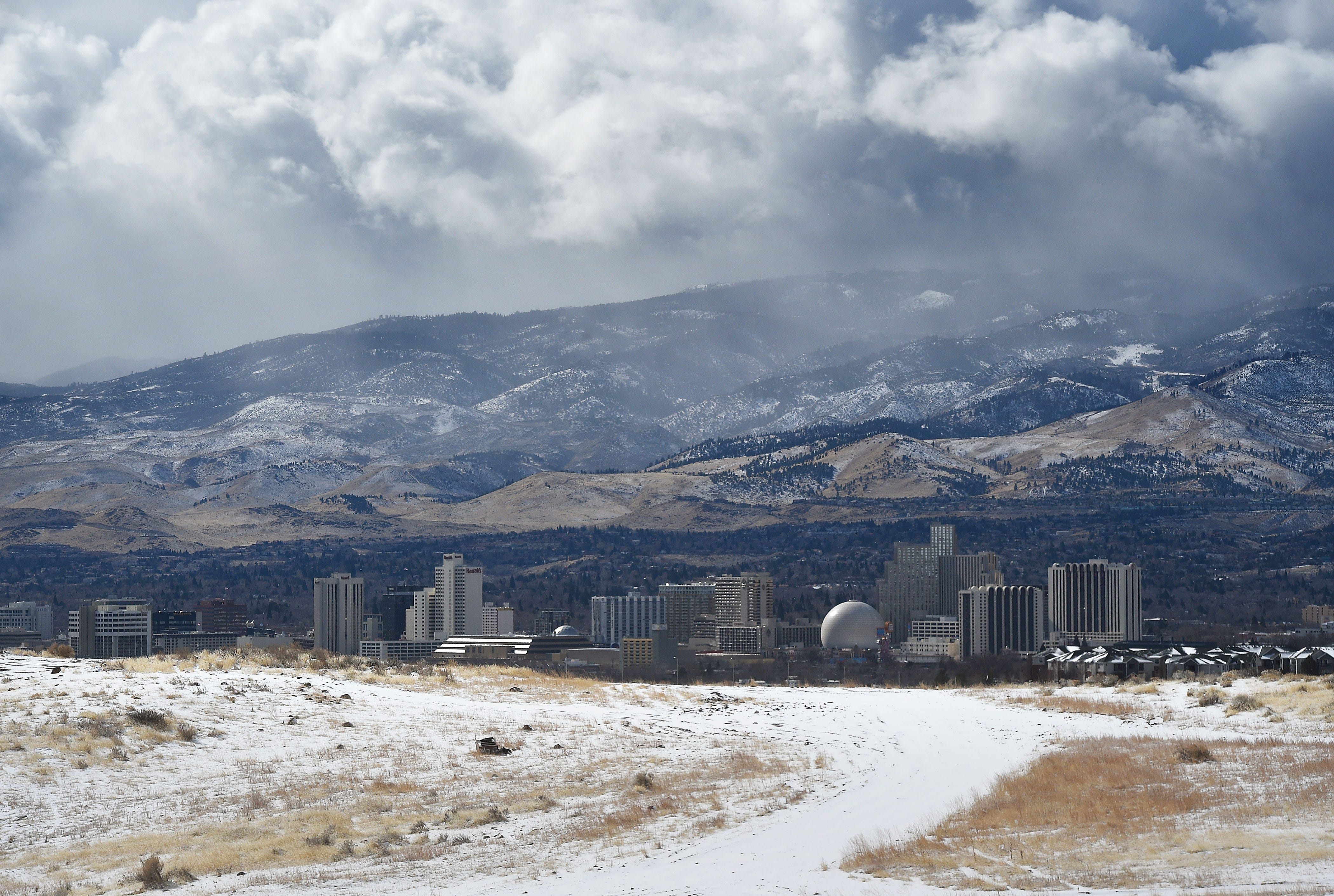 Storm waves to hit Reno-Tahoe this week starting Tuesday, forecasters say