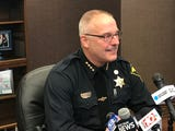Monroe County Sheriff Todd Baxter said 13 locations in and around Rochester were targeted through a spate of emails.