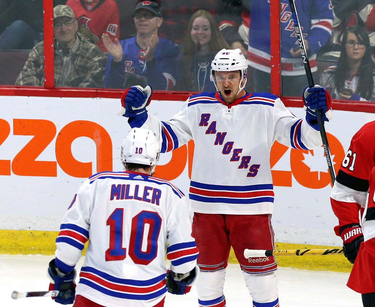 newest 29038 04c67 Devils acquire Grabner from Rangers in rivals' first trade