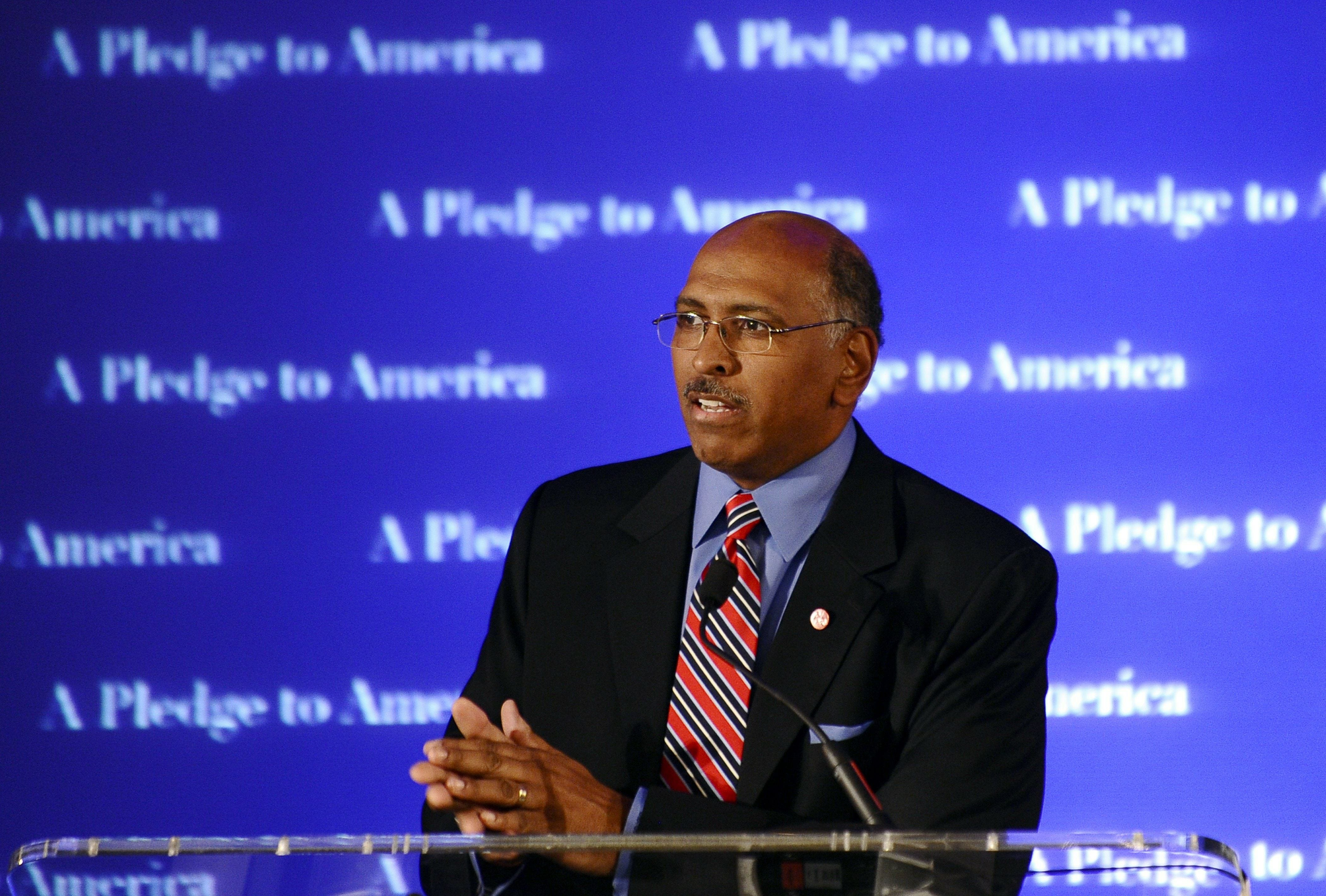Michael Steele blasts CPAC official for 'painfully stupid' insult