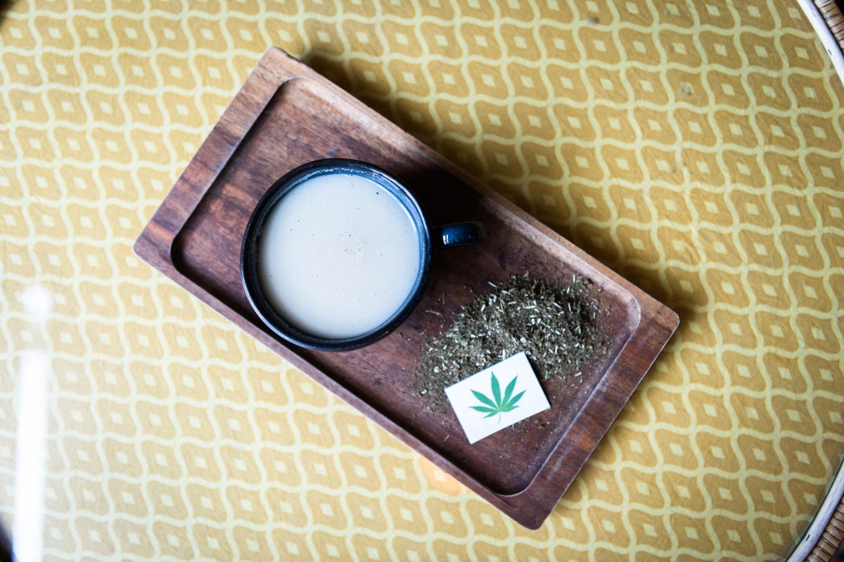 CBD oil, from hemp plant, crops up in Asheville businesses