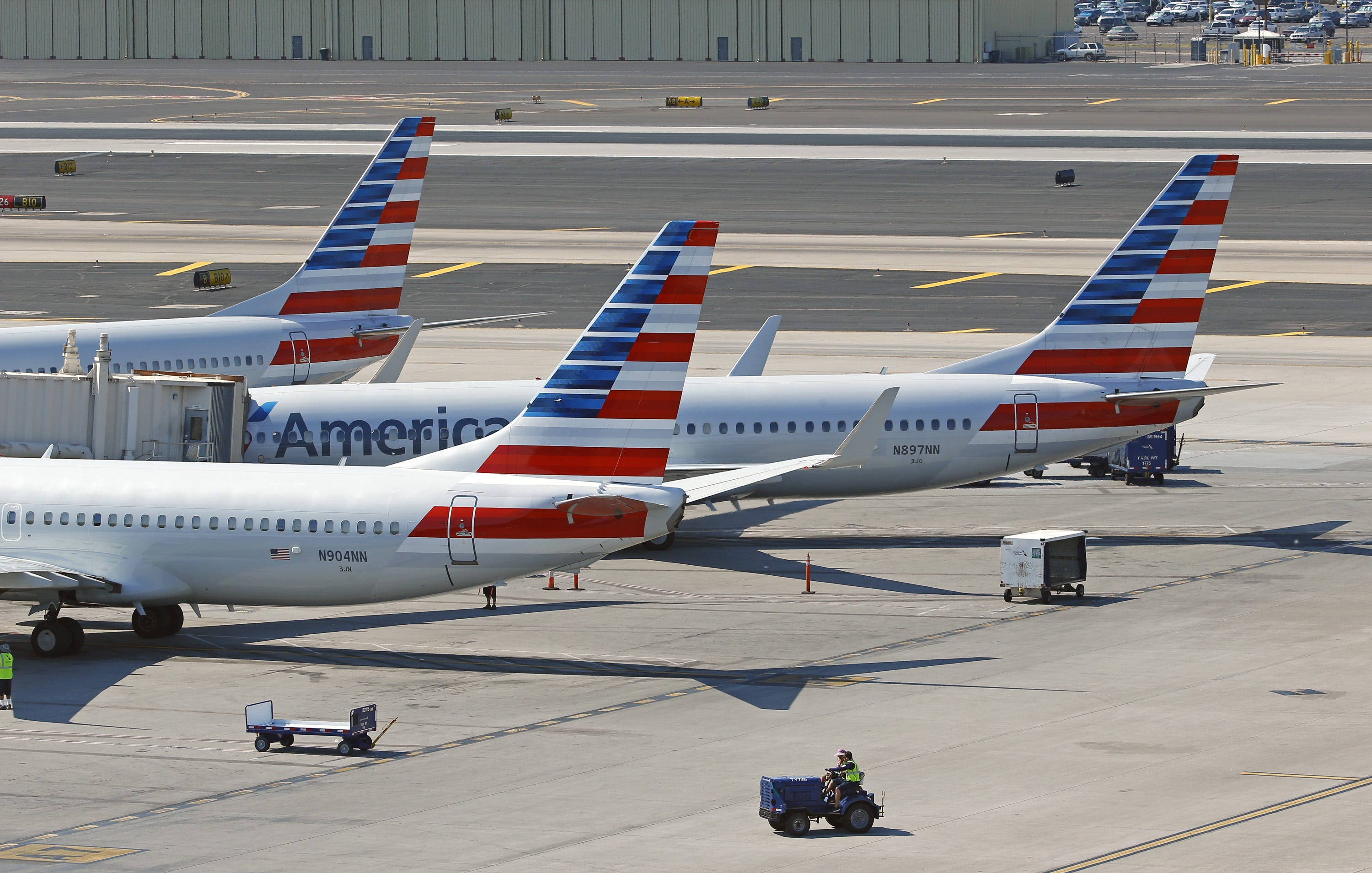 Watch Texas family says they couldnt American Airlines flight after autistic sons meltdown video