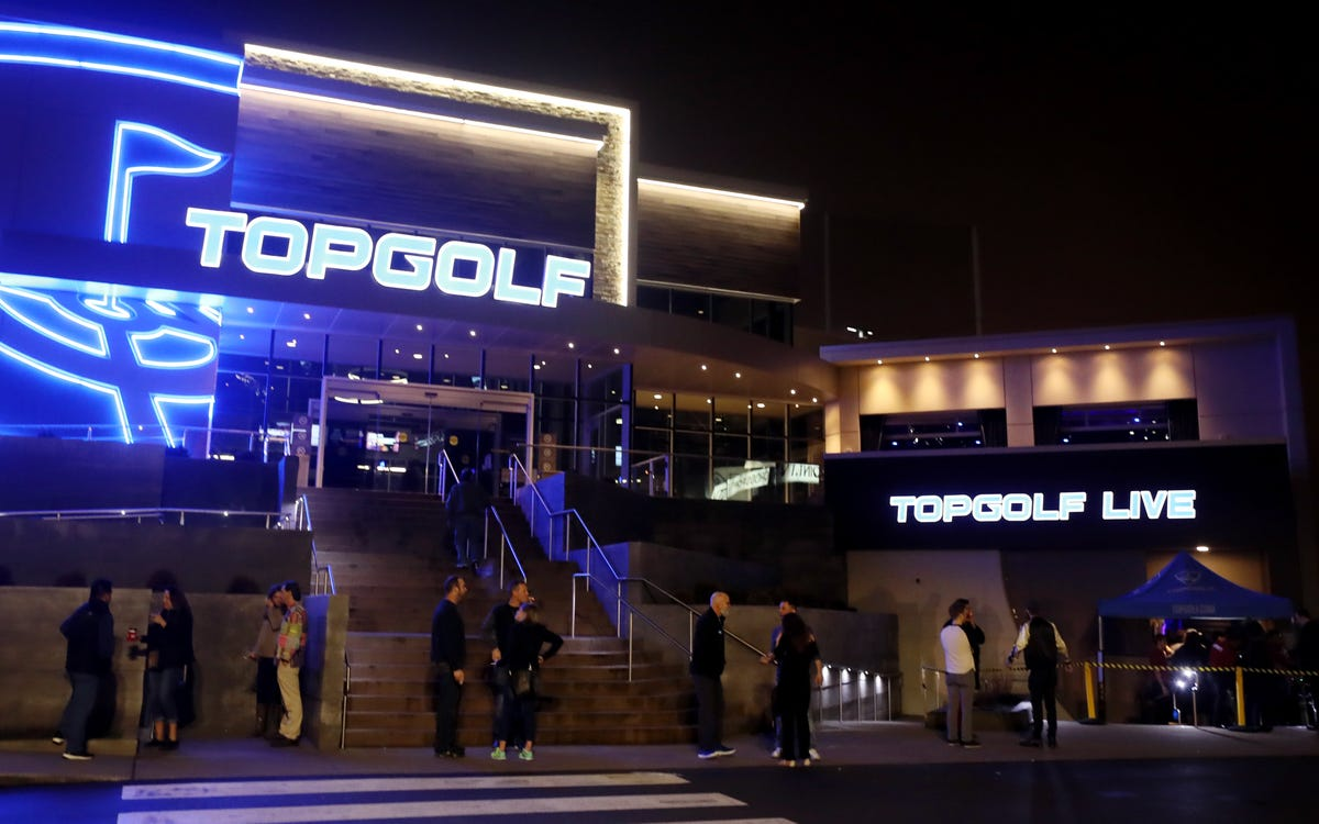 Is Topgolf coming to Branson?