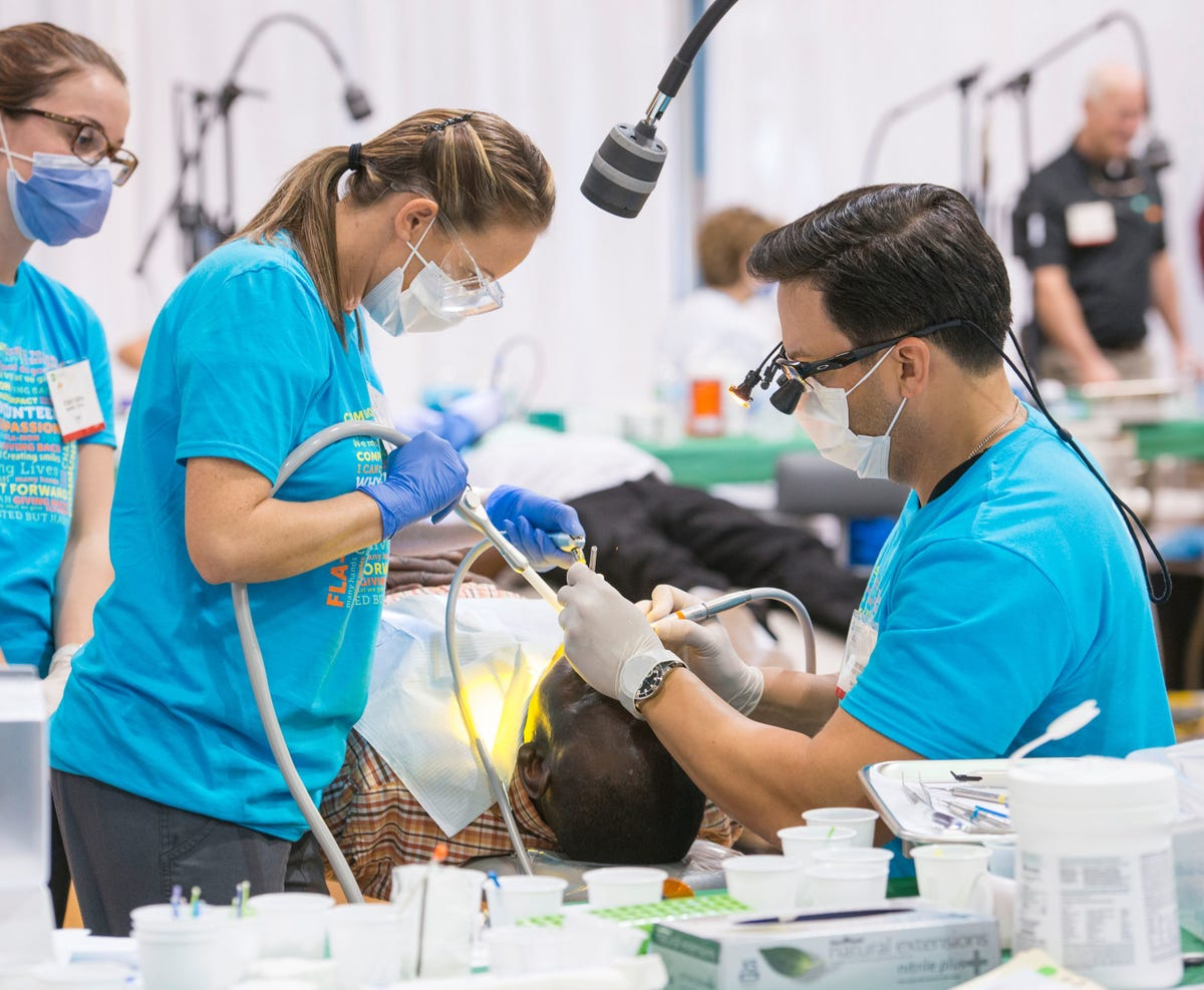Mission of Mercy to bring free dental care to 2,000 at Lee Civic Center