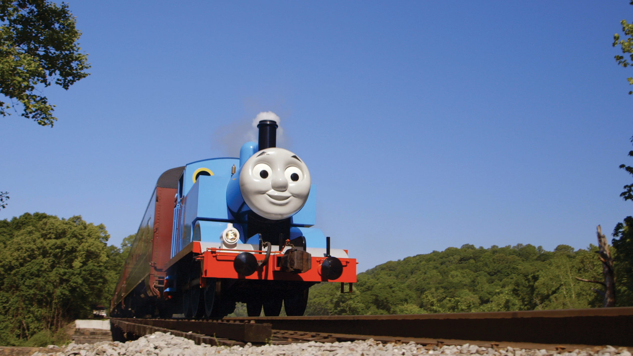Kennywood Welcomes Thomas The Tank Engine