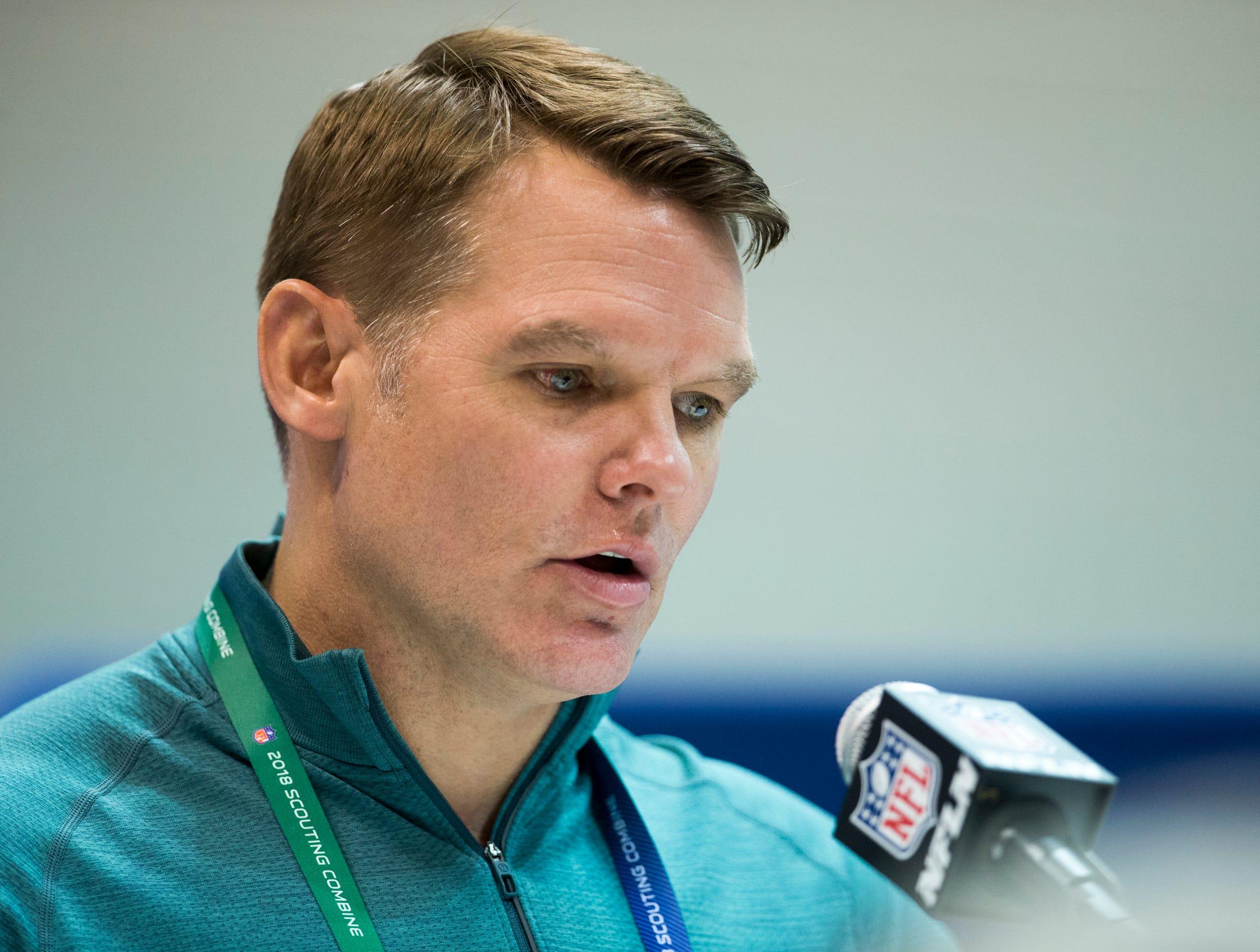 Insider: Pressure mounts on Colts GM Chris Ballard in NFL draft