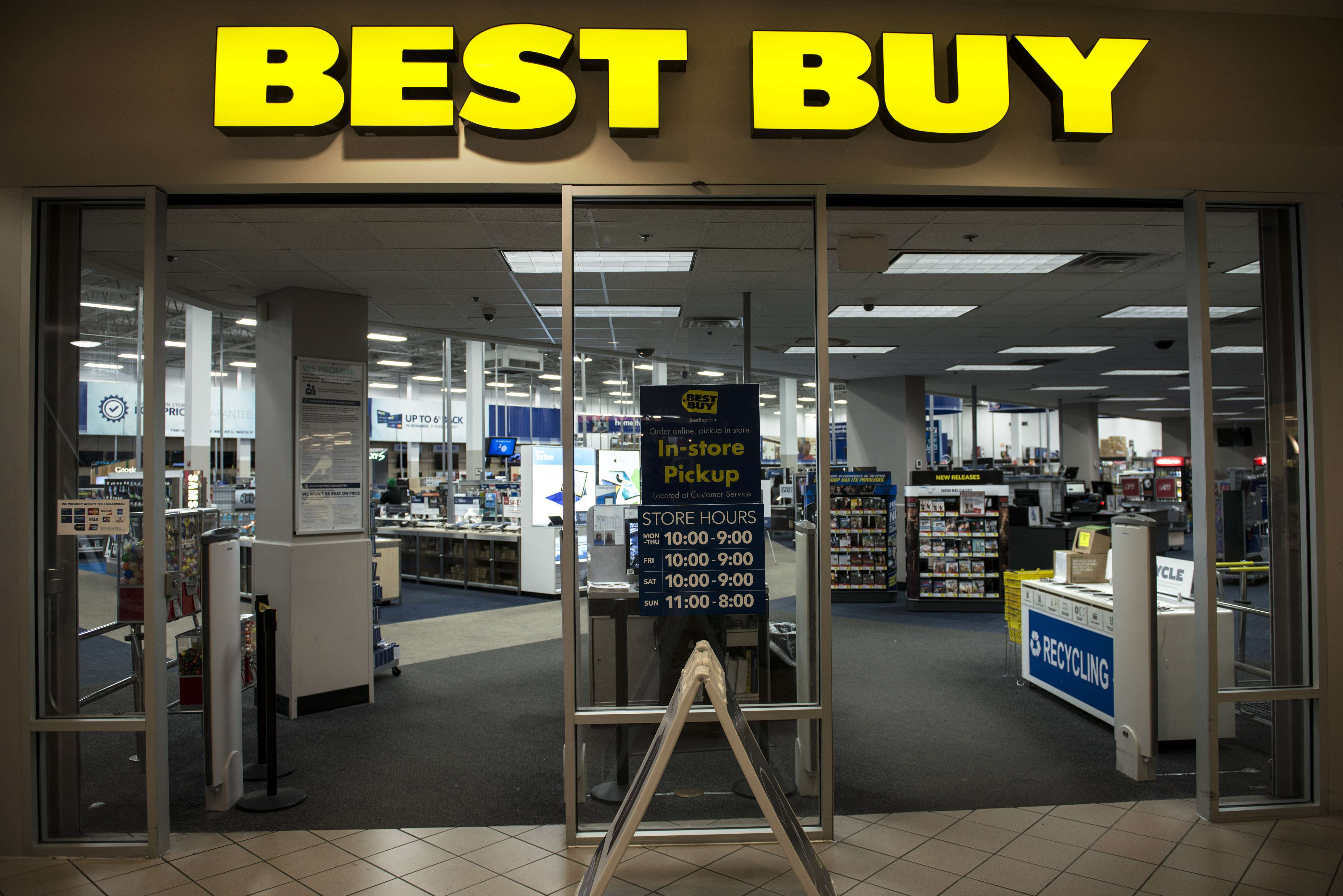 a history of best buy inc in american entertainment and consumer electronics store Consumer electronics tv for you we've compiled a list of some of the best out security surveillance systems or just buy a dummy camera or two to keep.