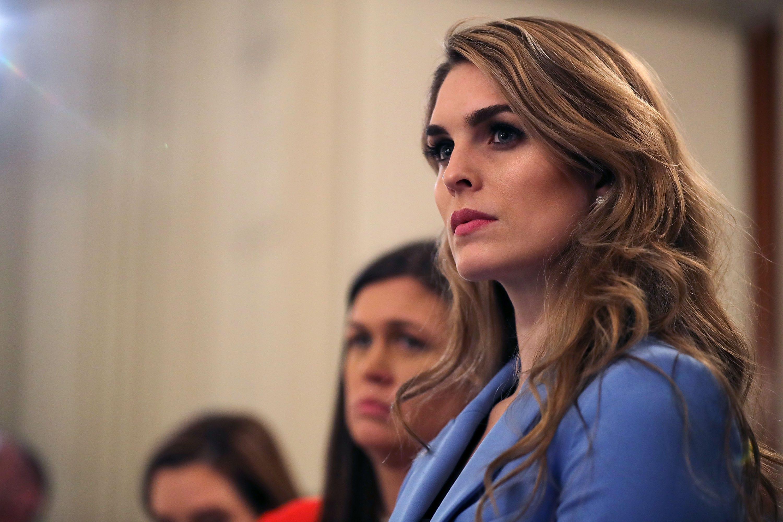 House Democrats subpoena former White House communications director Hope Hicks