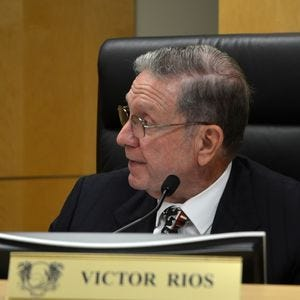 Victor Rios is a Marco Island City Council member