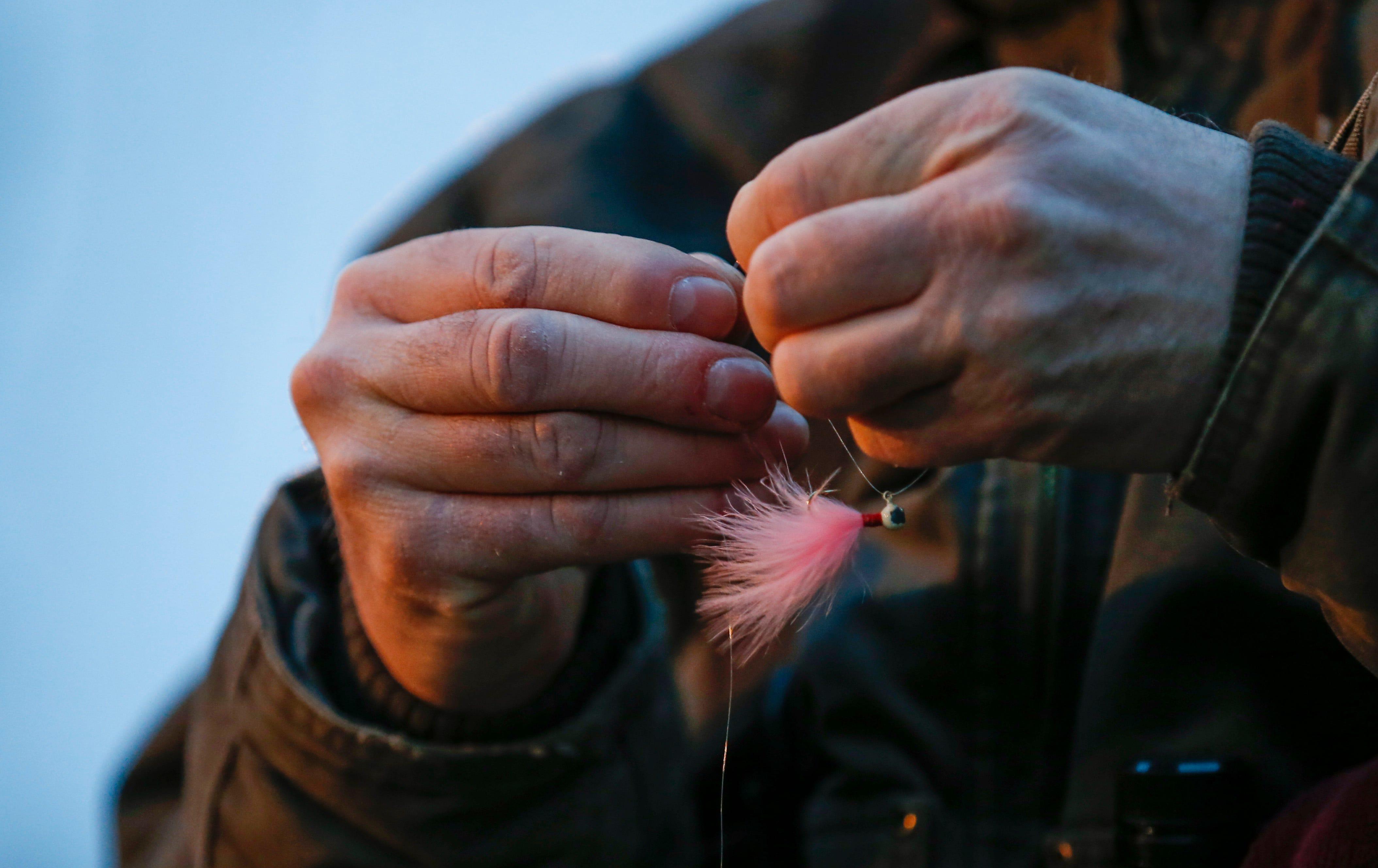 Colby jansen nails zach hunter