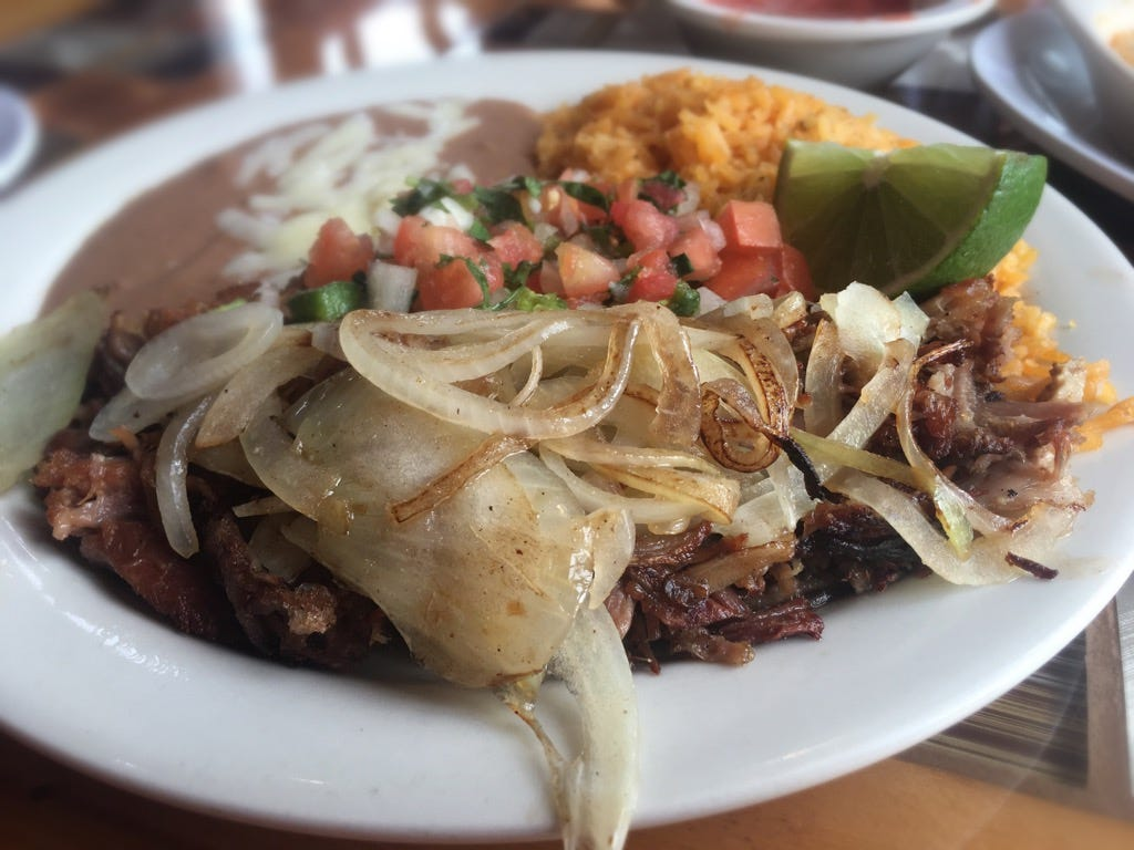 First Bites: Los Comales in Midtown | The Commercial Appeal