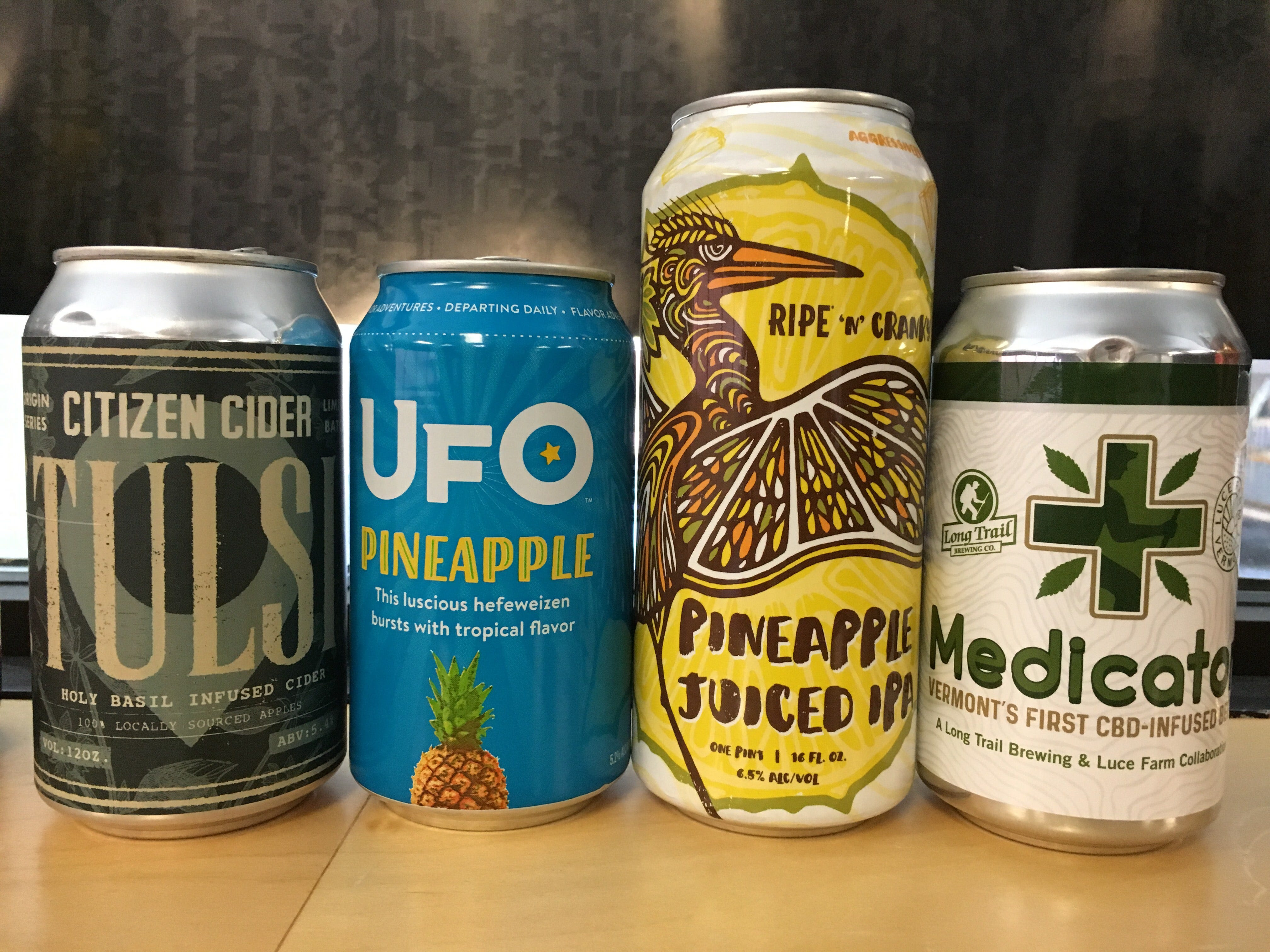 CBD-infused beer barred again; Long Trail not expecting federal approval anytime soon