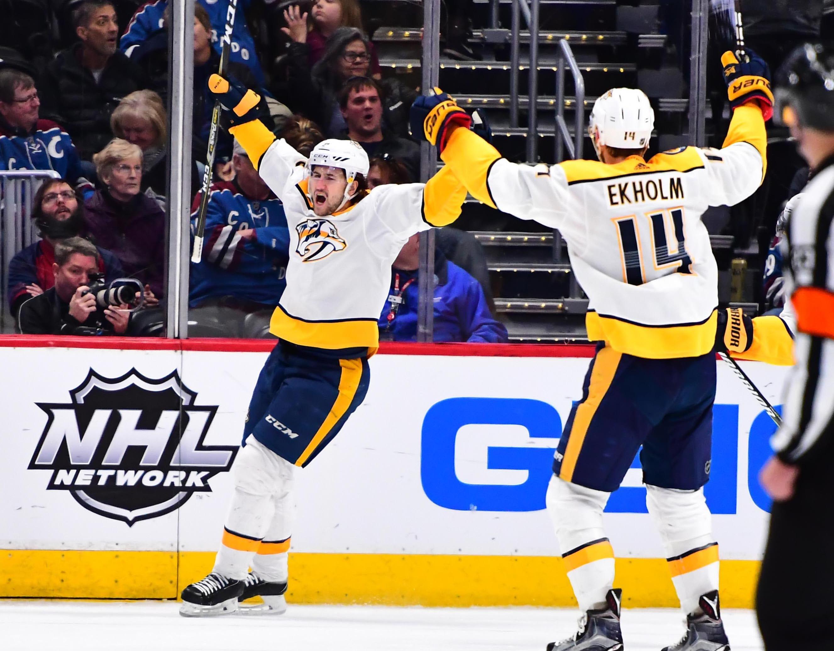Predators have unprecedented outlook: It's Stanley Cup or bust