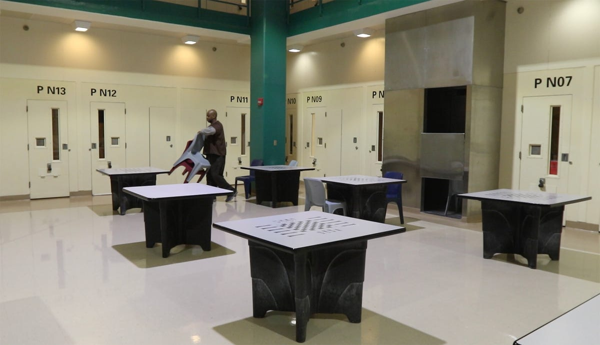 Monroe County Jail: Military vets can get special services while inmates
