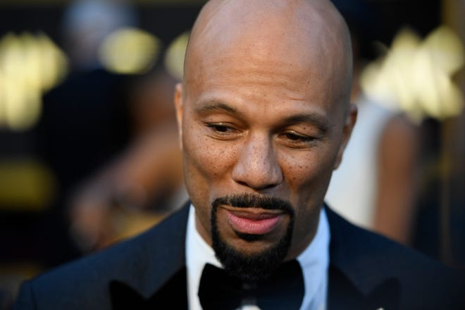 Rapper Common comes to Augusta Thursday to encourage voting in Jan. 5 runoffs for U.S. Senate.