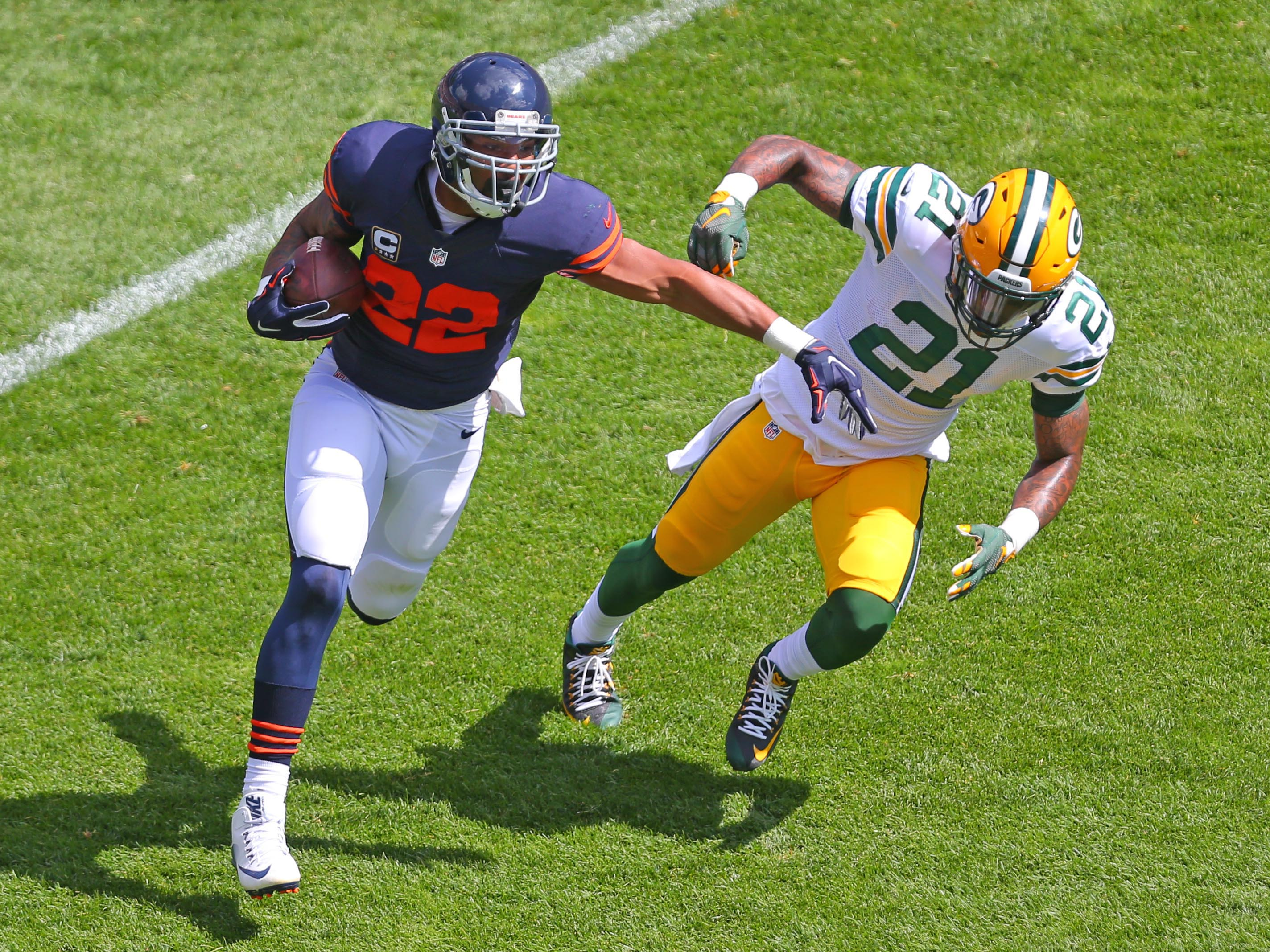 Matt Forte plans to retire as member of Chicago Bears