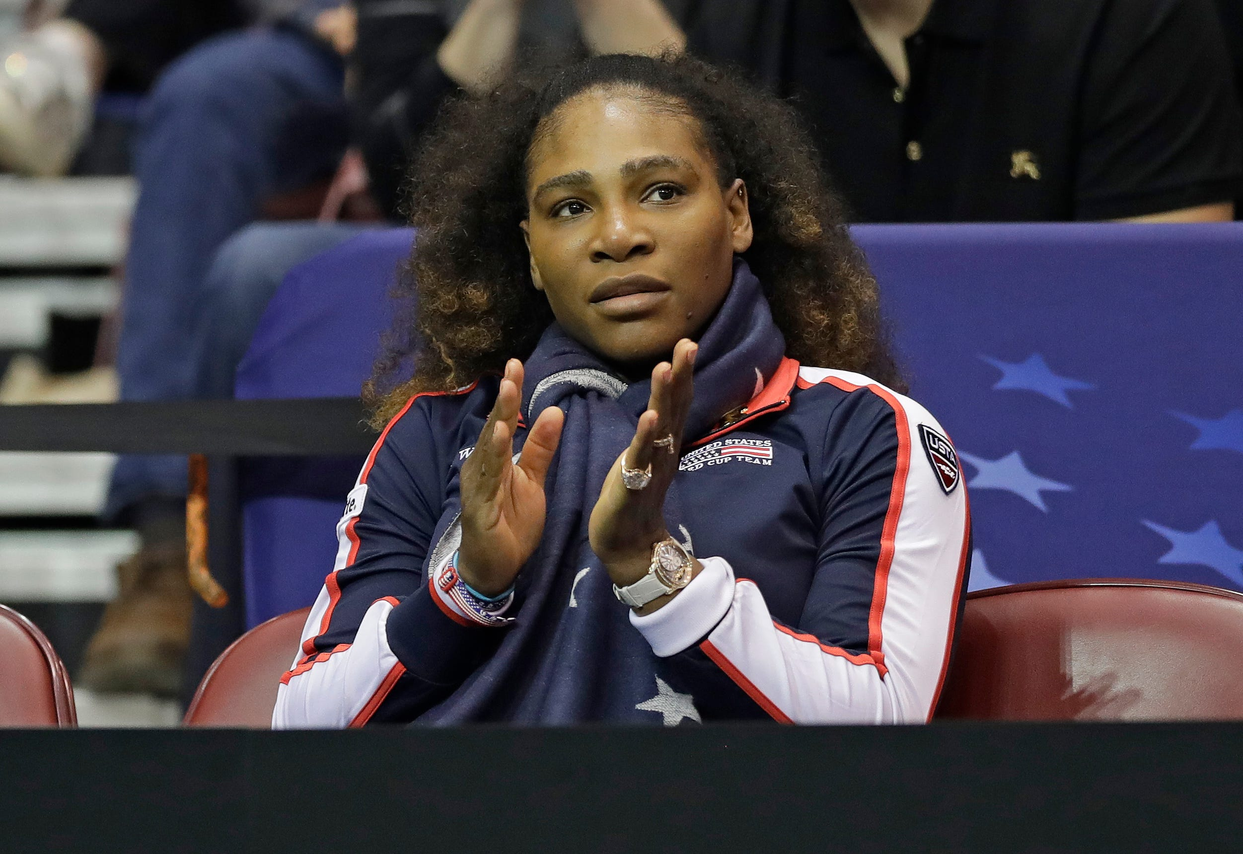 Serena Williams stars in Oscars ad: 'There's no wrong way to be a woman'