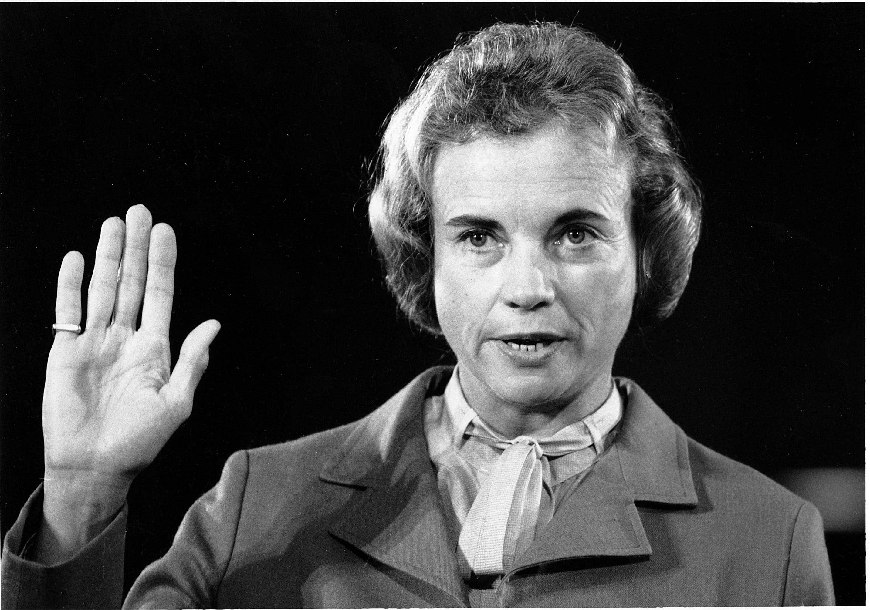 Sandra Day O'Connor: Biography of the first woman on the Supreme Court