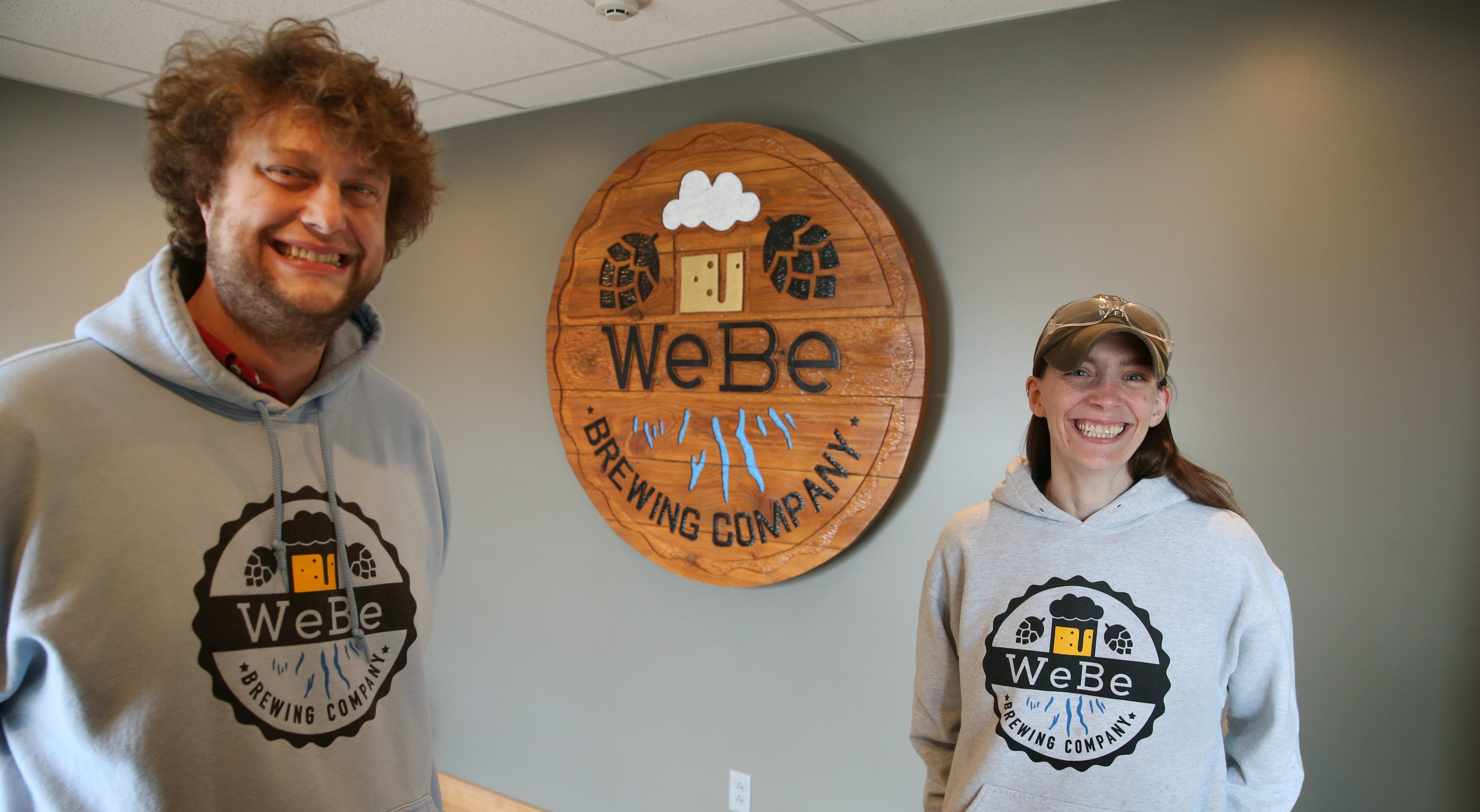 WeBe Brewing of Geneva gets its first medal