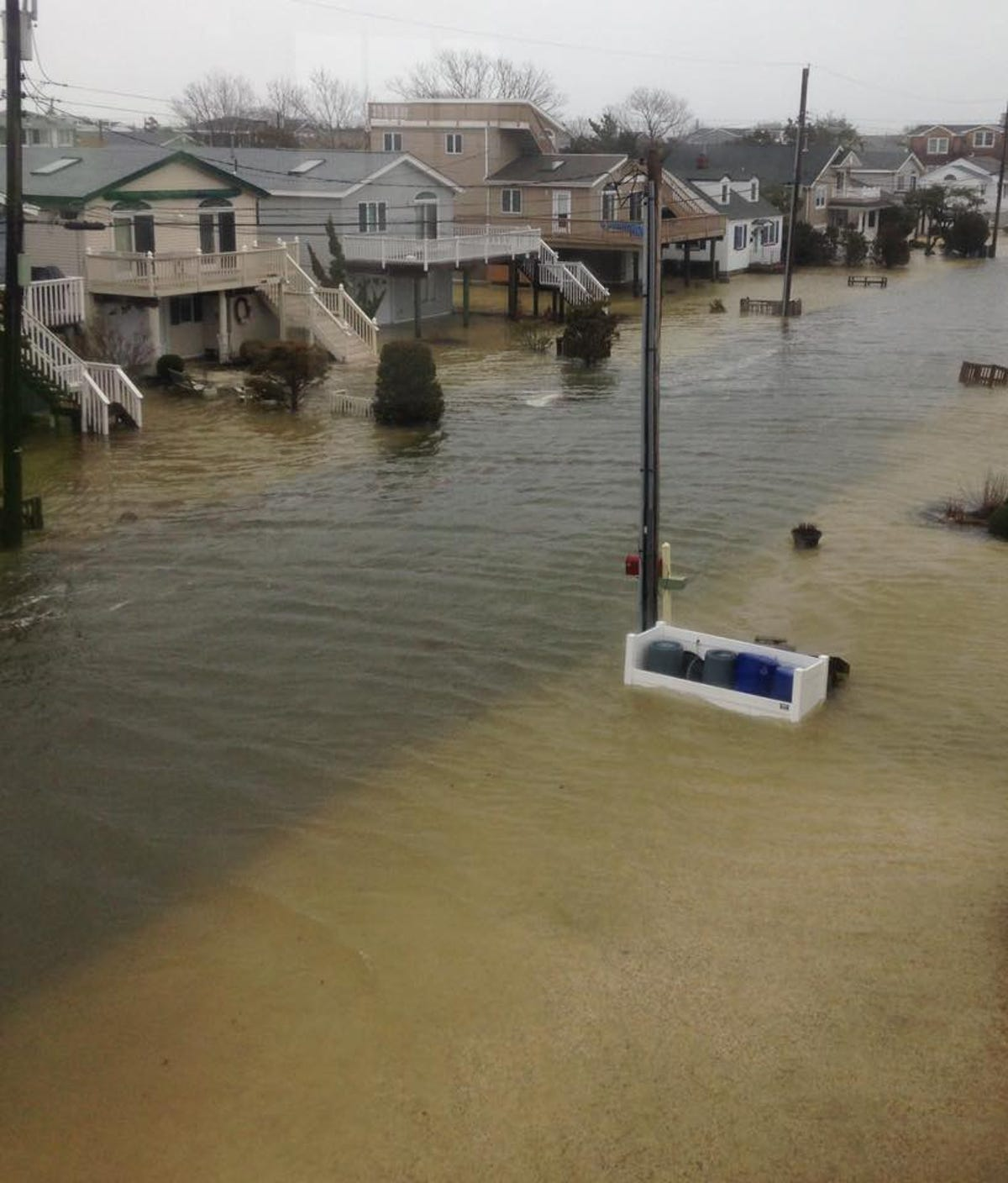 Is Long Beach Island sinking? Ocean County plans to study