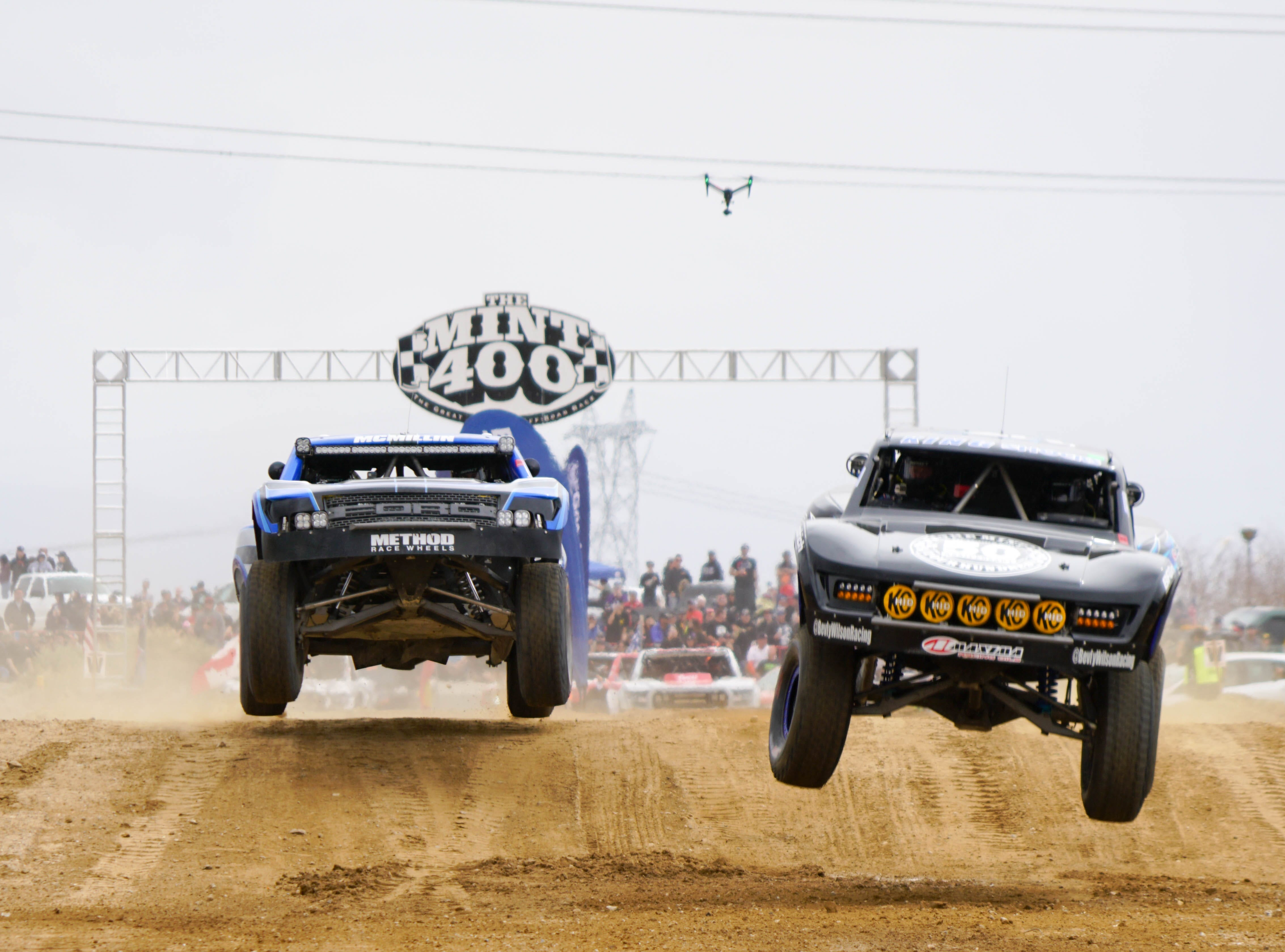 What's it like at the nation's largest off-road race? 'Amazing,' dirty and loud