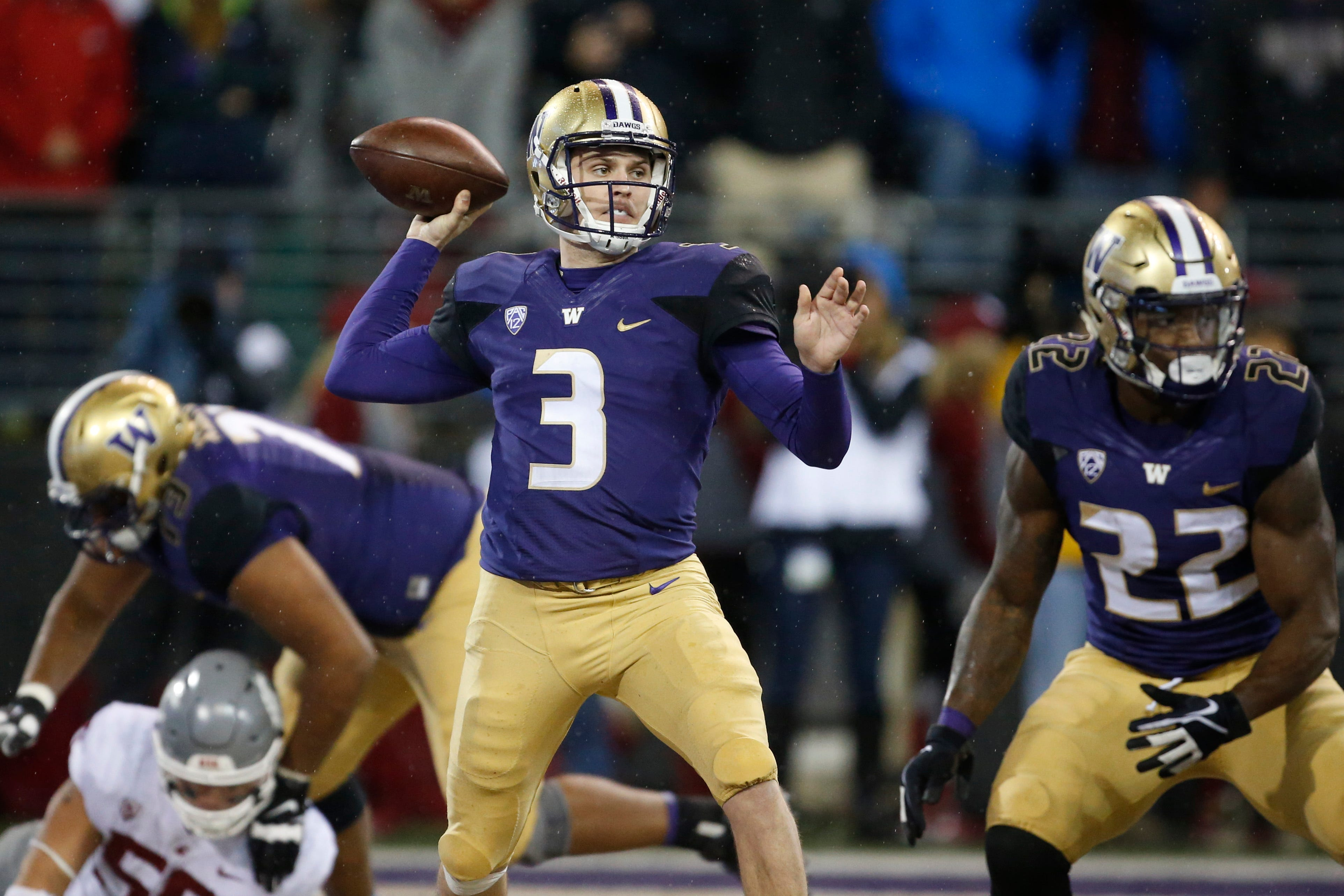 Five biggest Week 1 games that will impact the College Football Playoff