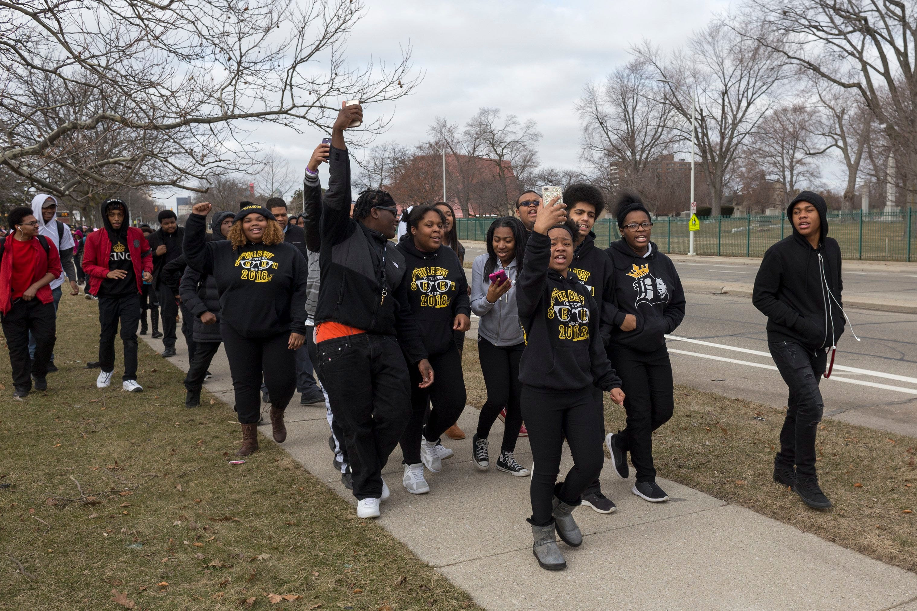 Detroit March For Our Lives: 5 things you should know   Detroit Free Press