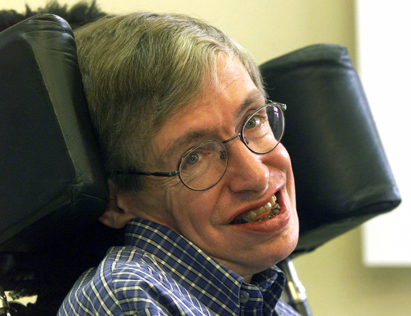 Stephen Hawking wrote 'there is no God' in his final book. It's not the first time he's shared that belief