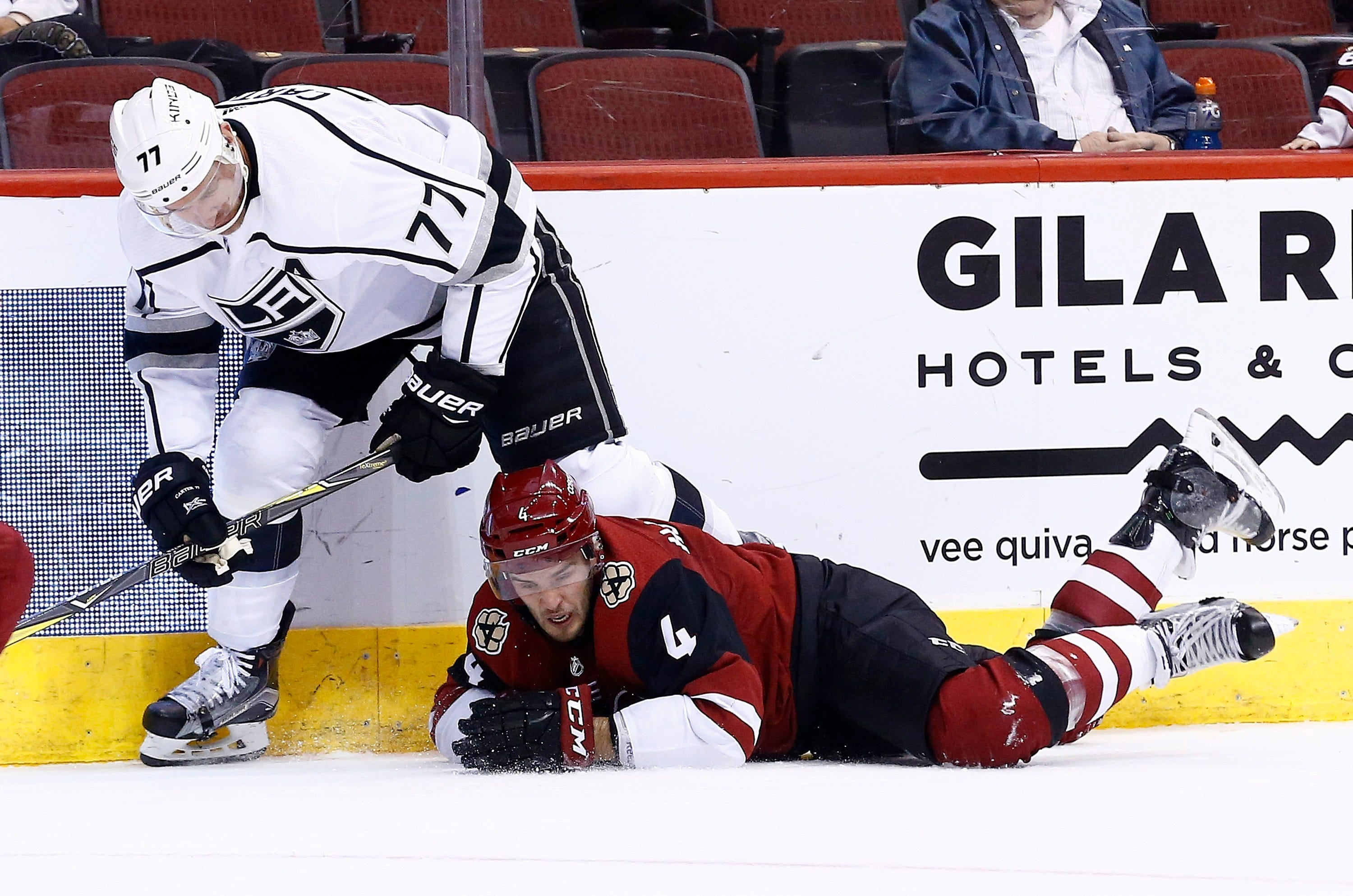 Goligoski, Hill lift Coyotes over Kings 4-3 in shootout