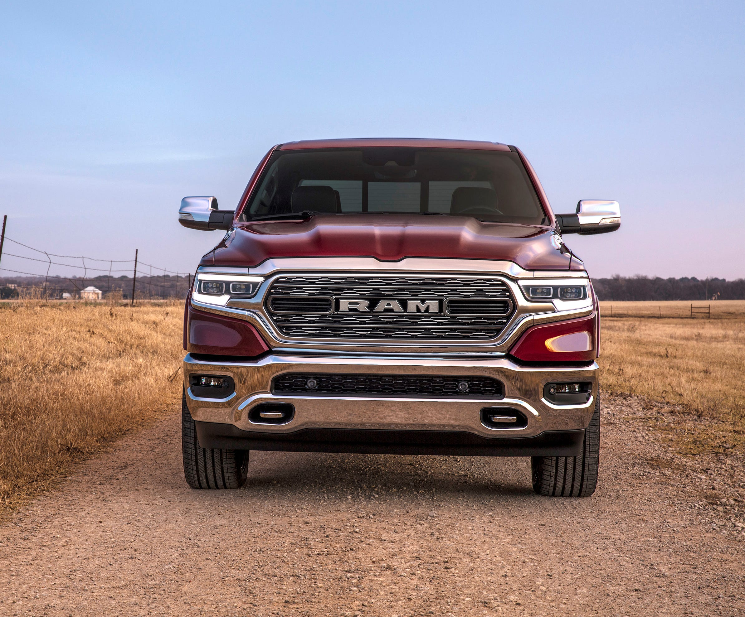Ram pickup beats BMW, Mercedes as top luxury vehicle of 2020