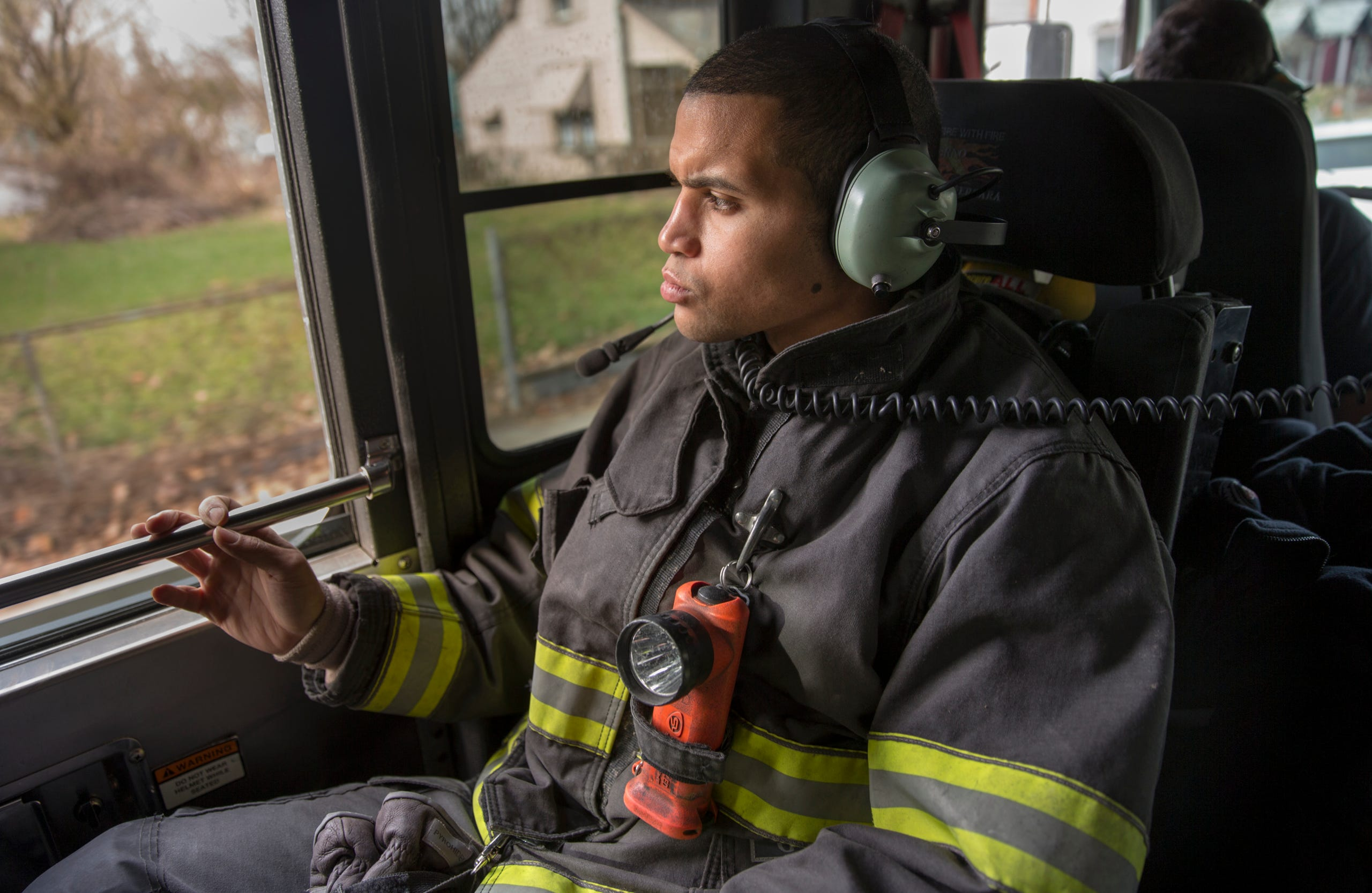An Indy fire station sees more calls in a week than some see in a year