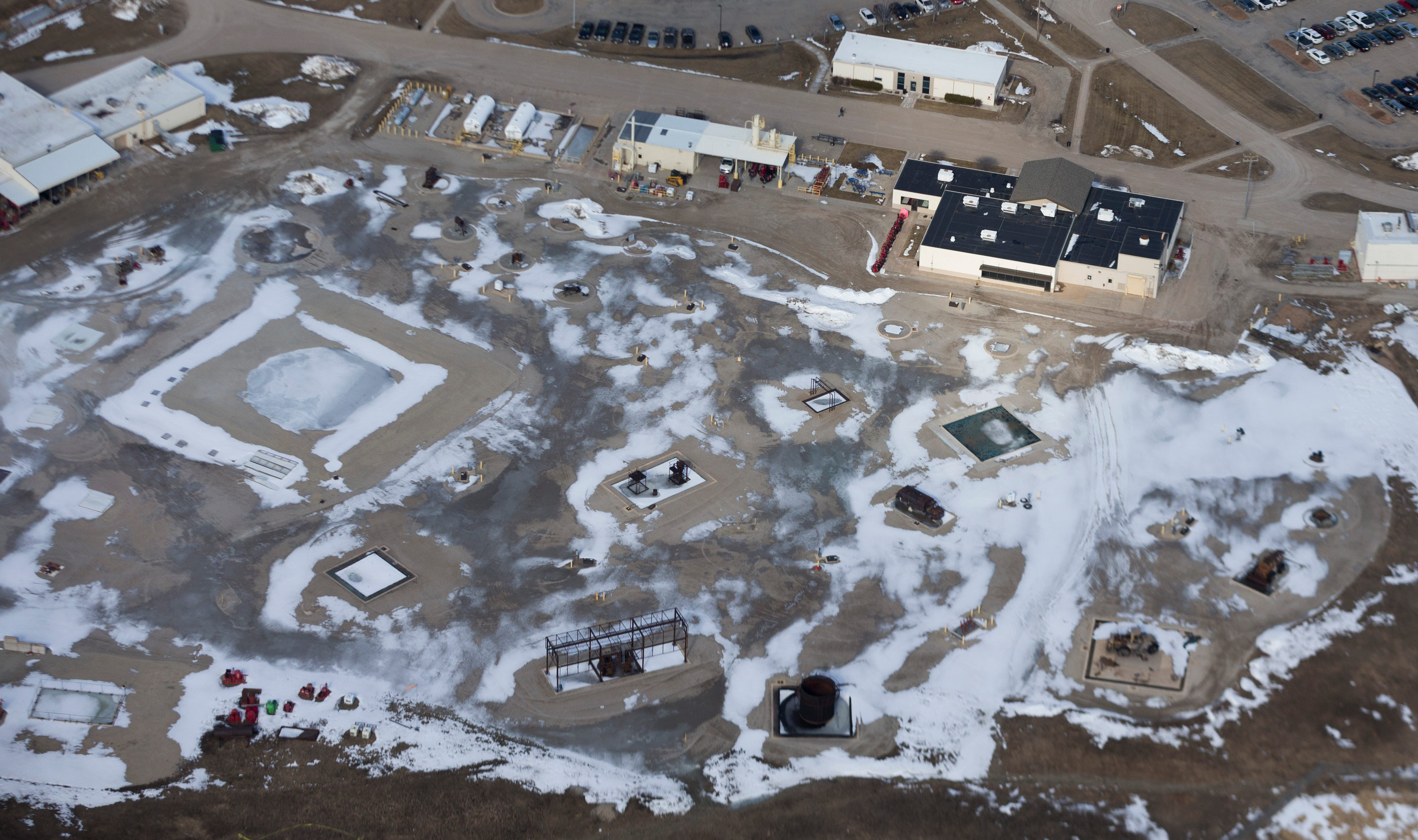 Firefighting foam used by unit of Johnson Controls poses toxic threat to Green Bay   Milwaukee Journal Sentinel