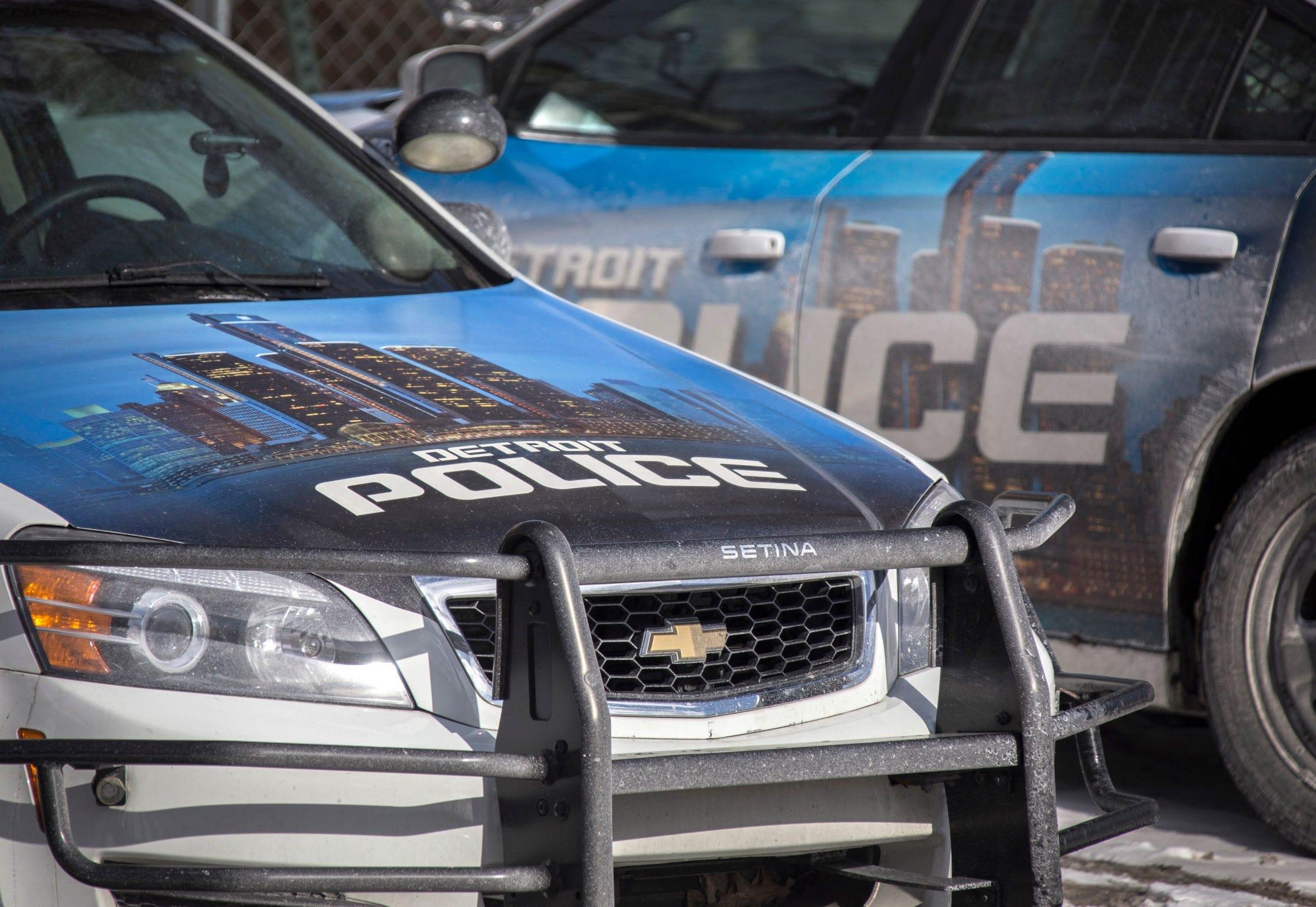 8-year-old girl shot near Detroit gas station, suspect in custody   Detroit Free Press