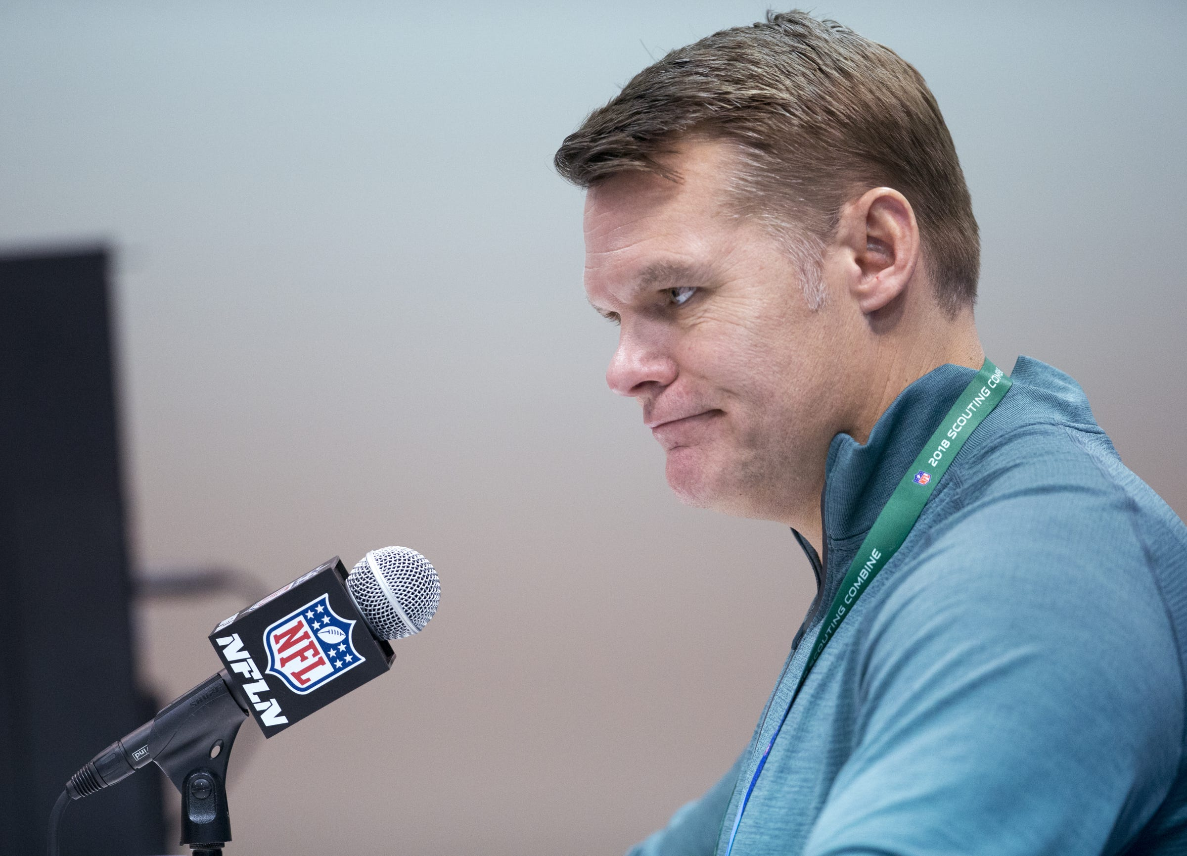Doyel: Chris Ballard cashes in on trade, now must make it pay off in NFL draft