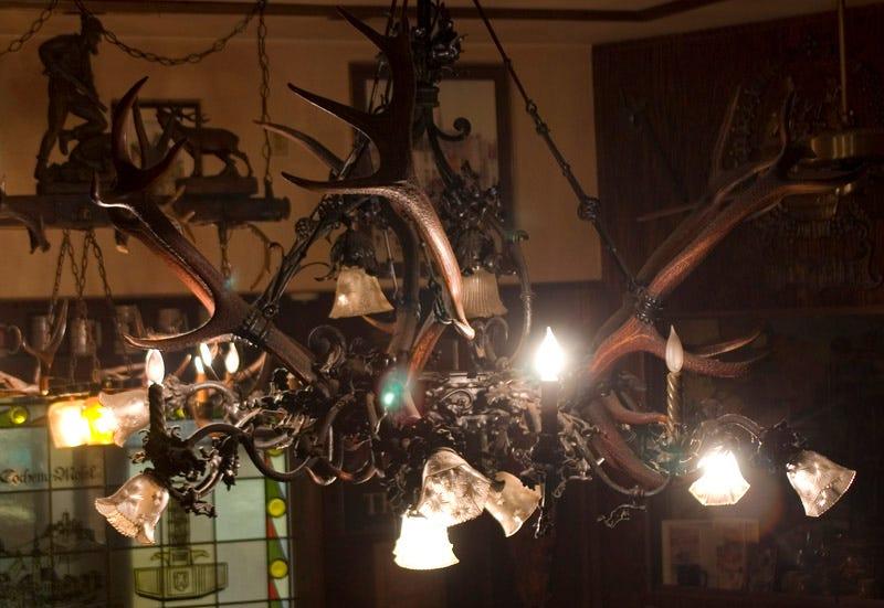 Von Trier bar auctioning off Colnik chandelier, other items   Milwaukee Journal Sentinel