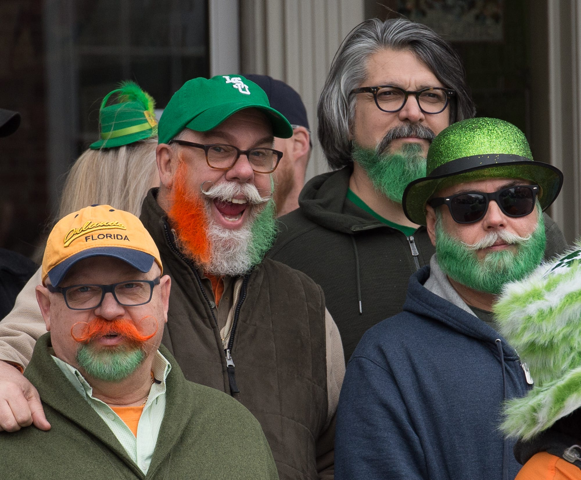 Wilmington St. Patrick's Day parade kicks off weekend of shenanigans
