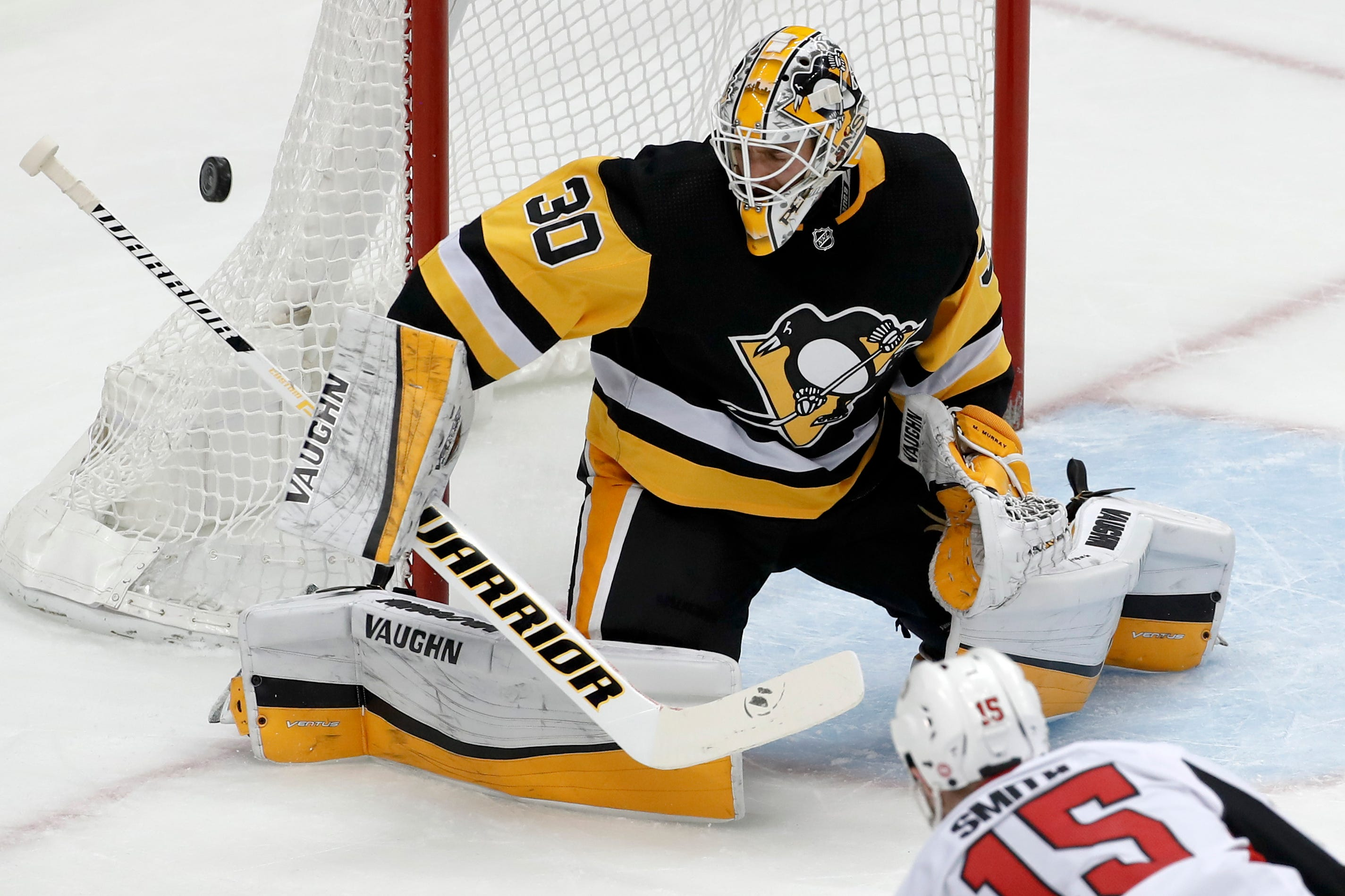 Penguins G Matt Murray close to return from concussion