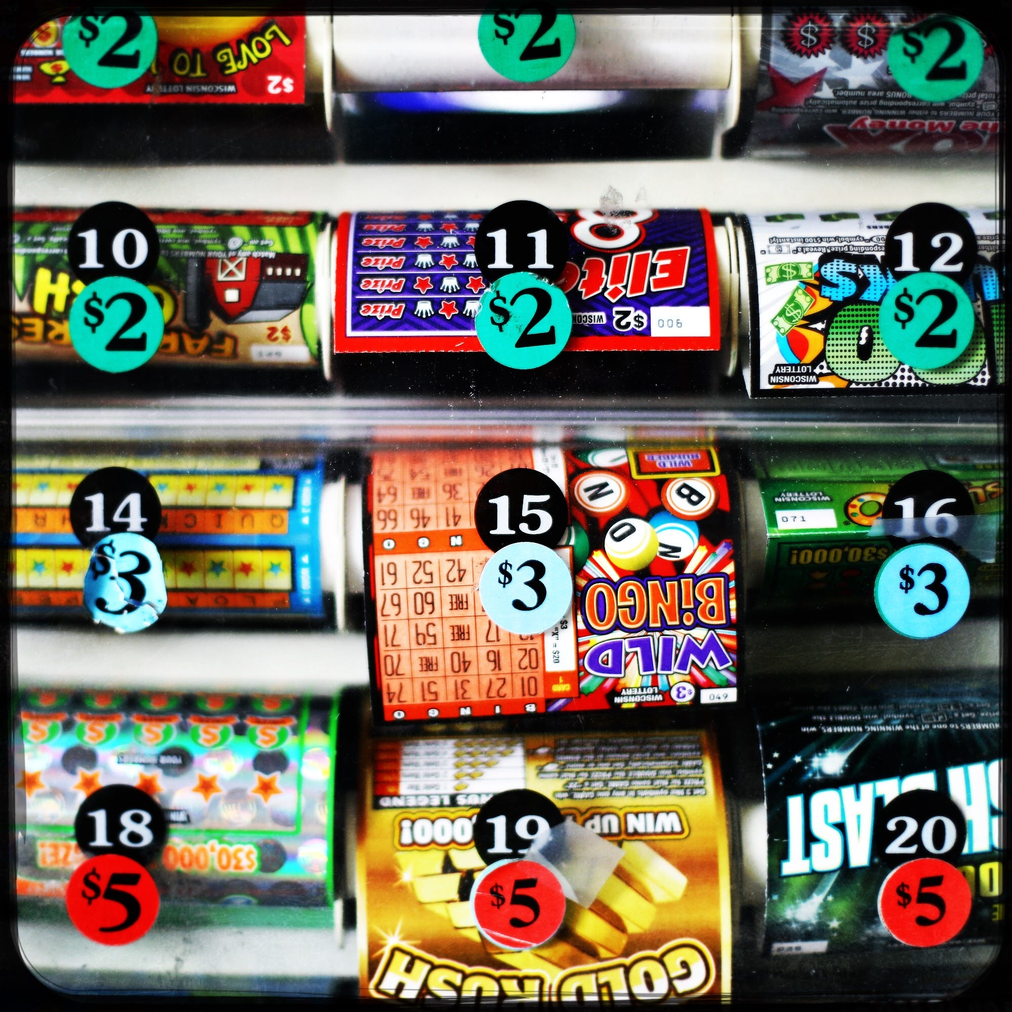Some people repeatedly win the Wisconsin Lottery. Do they play fair?   Milwaukee Journal Sentinel
