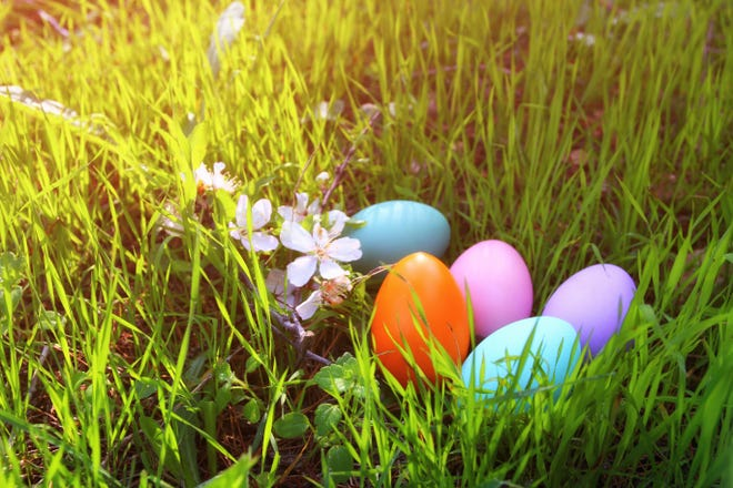There is no shortage of Easter Egg hunts in South Jersey.