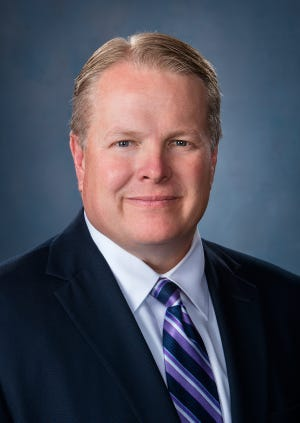 Lincoln County Medical Center-Hospital Chief Executive, Todd Oberheu.
