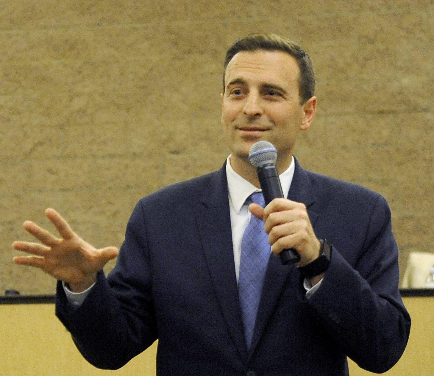 Meet Republican Adam Laxalt, perhaps Nevada's best- and worst-known governor candidate | Reno Gazette Journal
