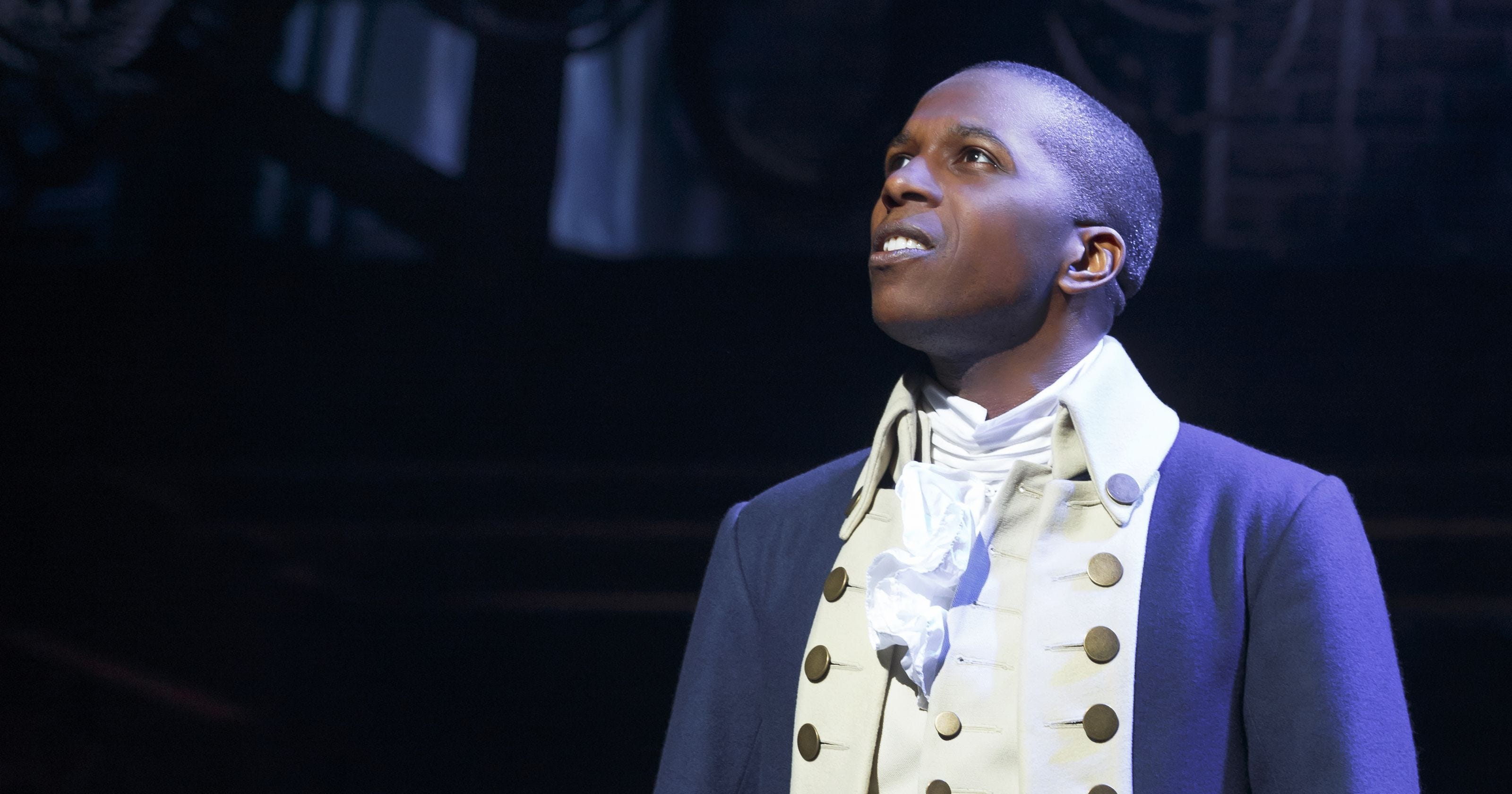 'Hamilton' star Leslie Odom Jr. to talk, sing with fans in Memphis March 30 | The Commercial Appeal