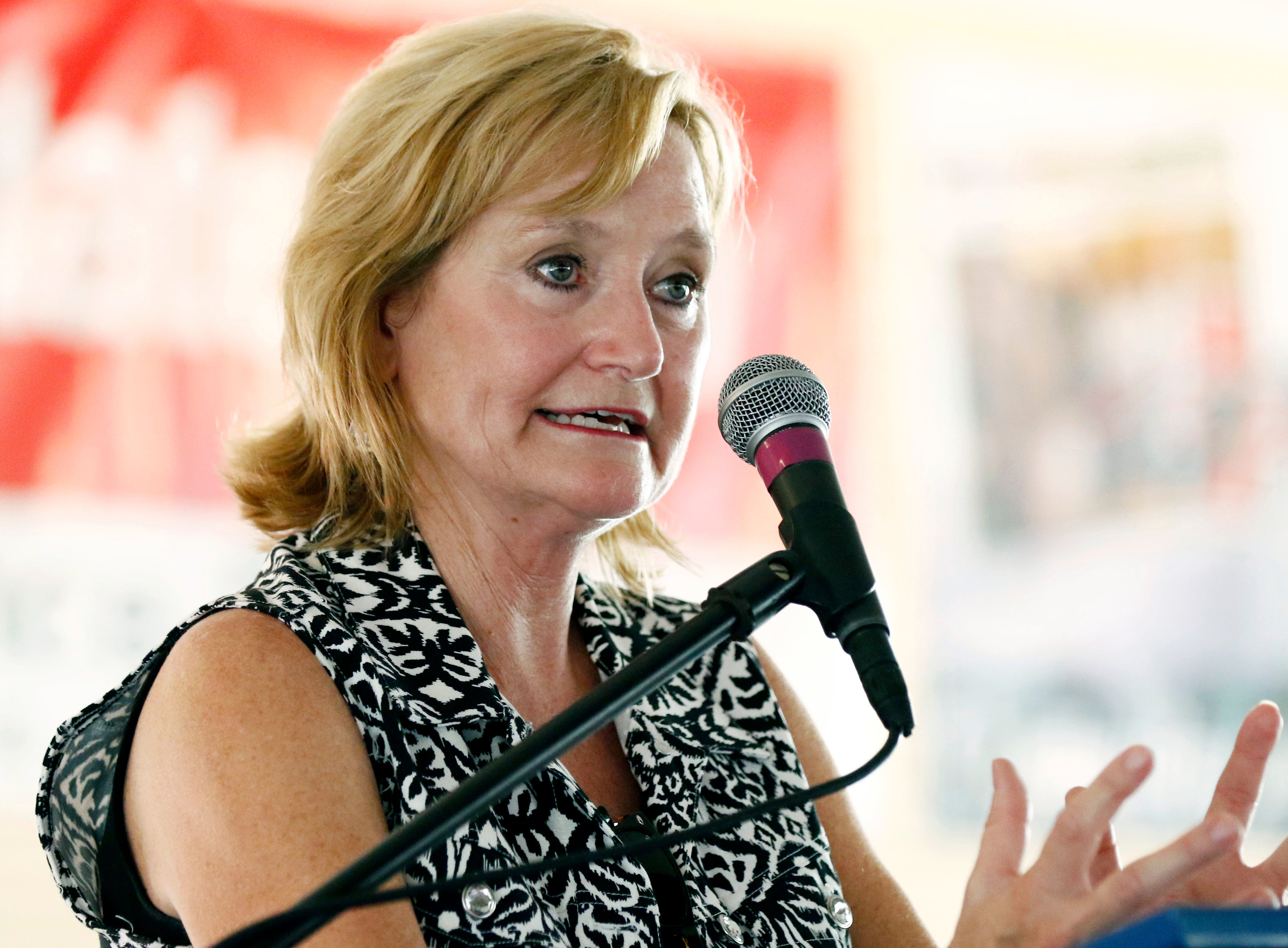 Despite controversies, Cindy Hyde-Smith makes history as first Mississippi woman elected to Congress