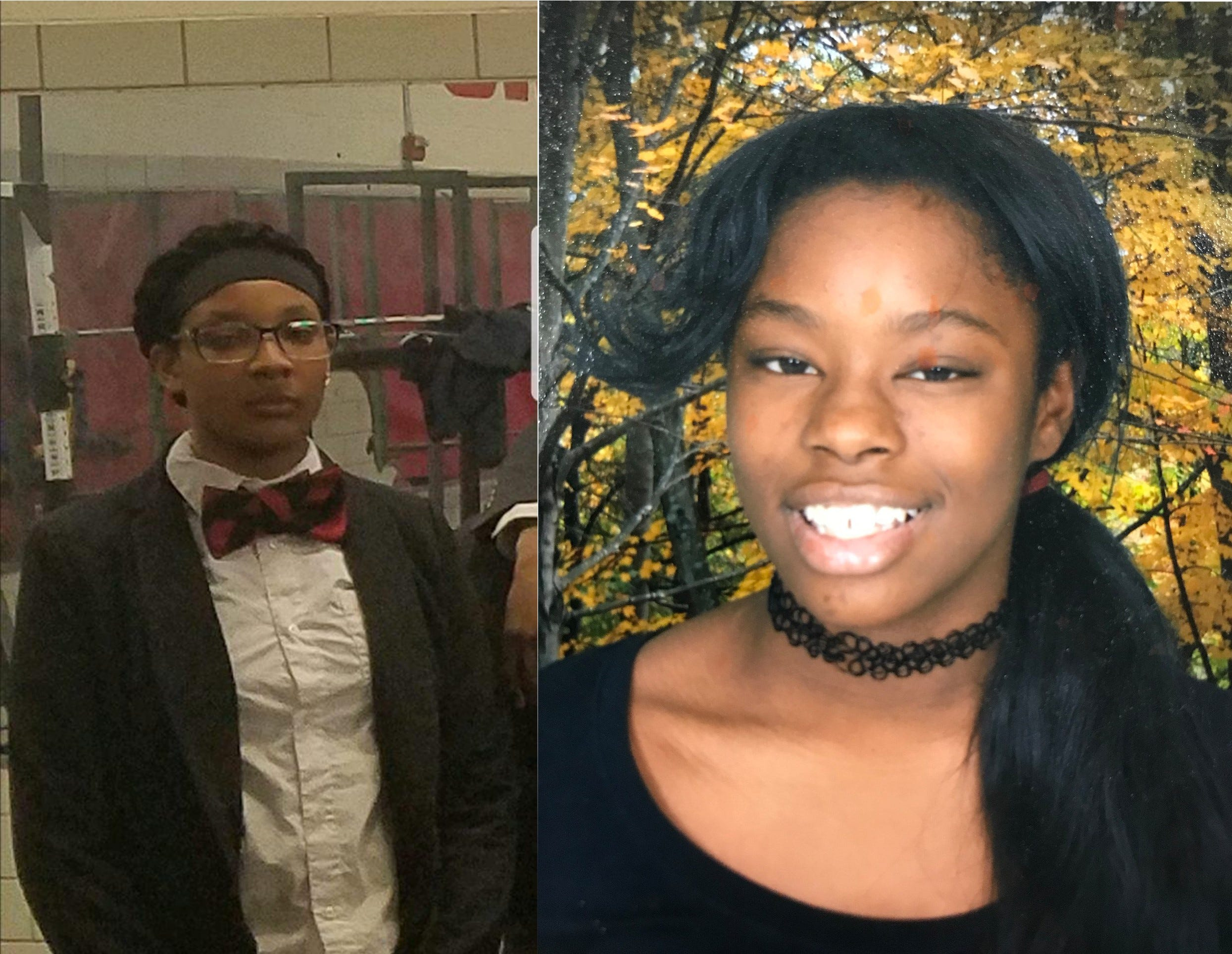 Detroit police searching for two teen girls that went missing Wednesday   Detroit Free Press