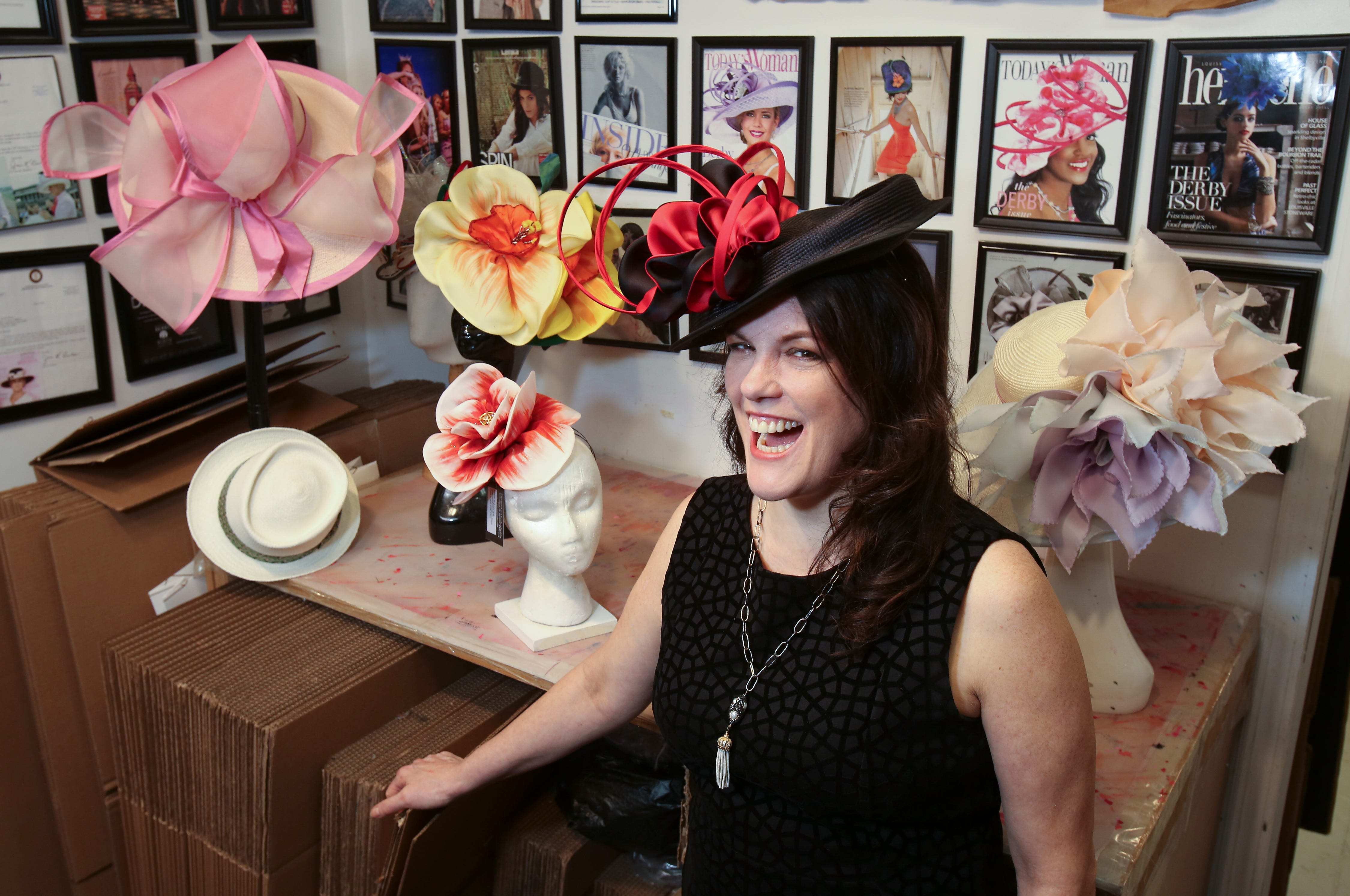 Kentucky Derby Hat Maker Christine Moore Is A Milliner To The Stars