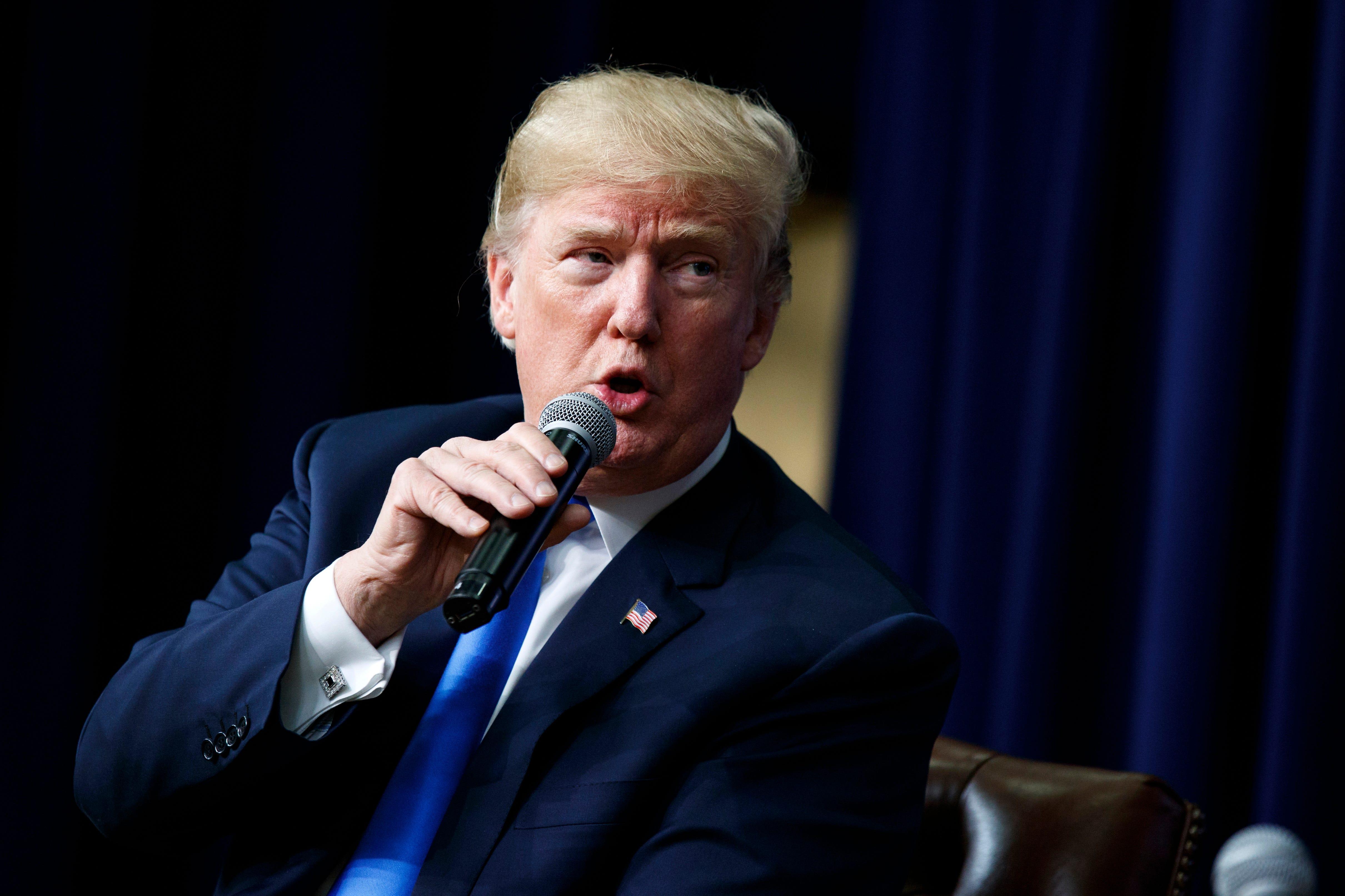 Trump legal team probe remains in flux