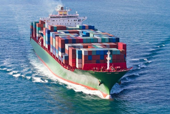Amazon pushing hard into ocean shipping, making it easier for Chinese goods to get to you